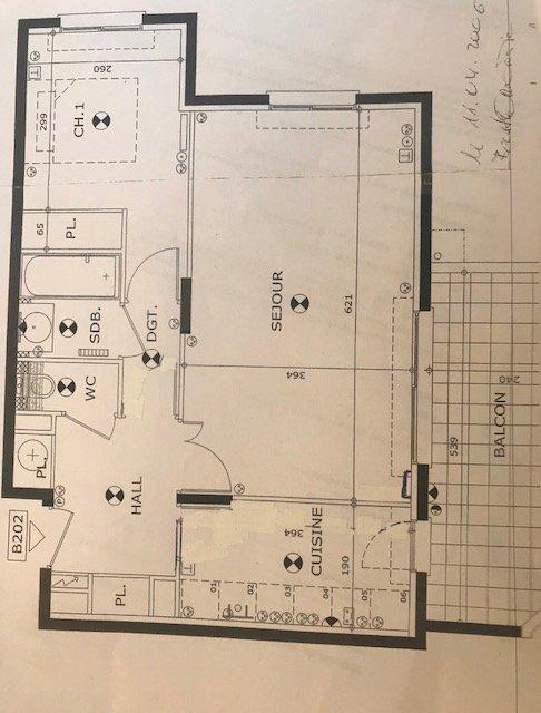 RCM- Résidence avec piscine- Joli T2 transformable en T3 avec Terrasse-Grand Garage