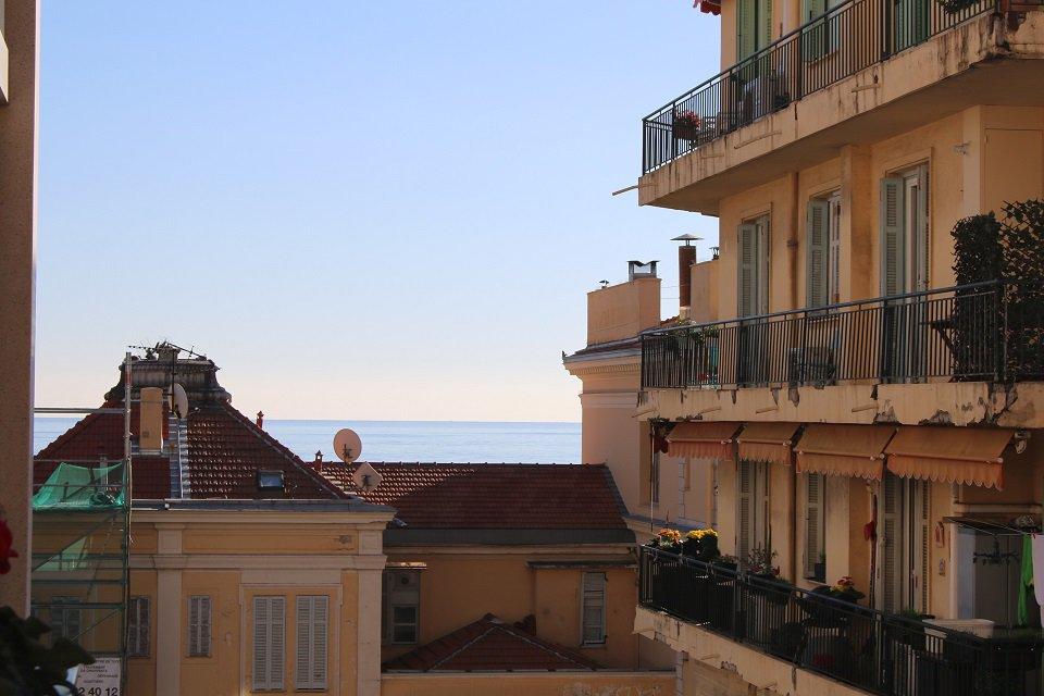 Résidence de Standing- Jardin Biovès- Studio  20m²- Balcon Aperçu mer-