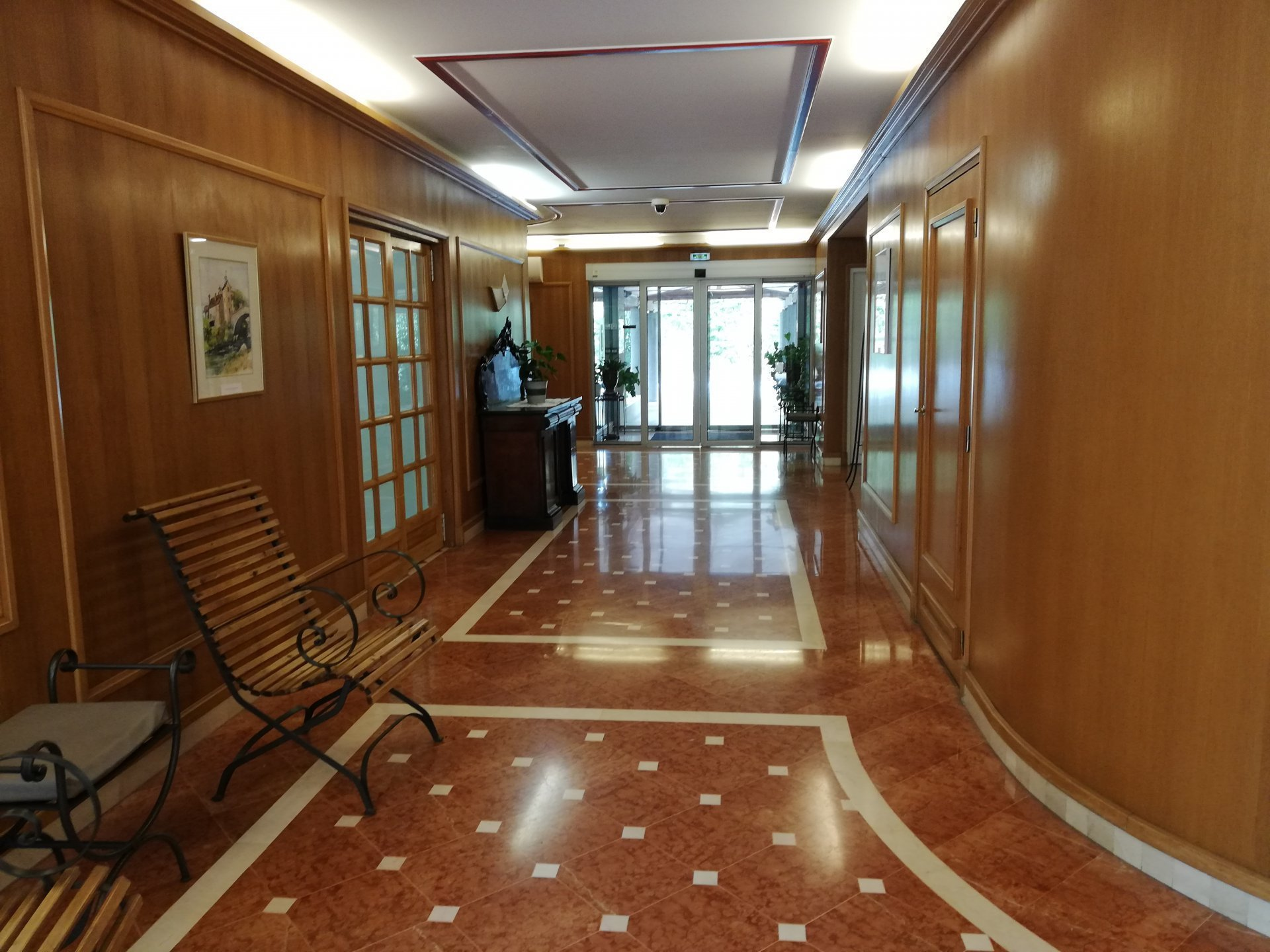 Studio résidence sénior grand confort