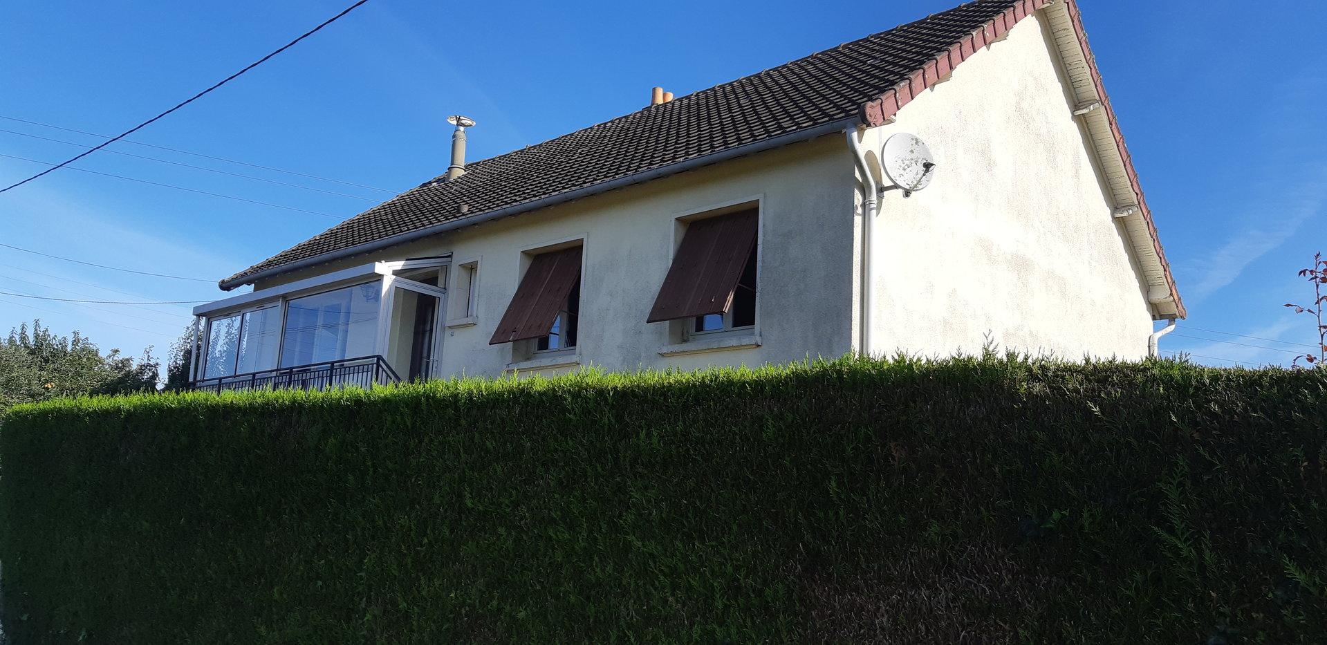 Pavillon 20 mn du Mans Nord 4 chambres