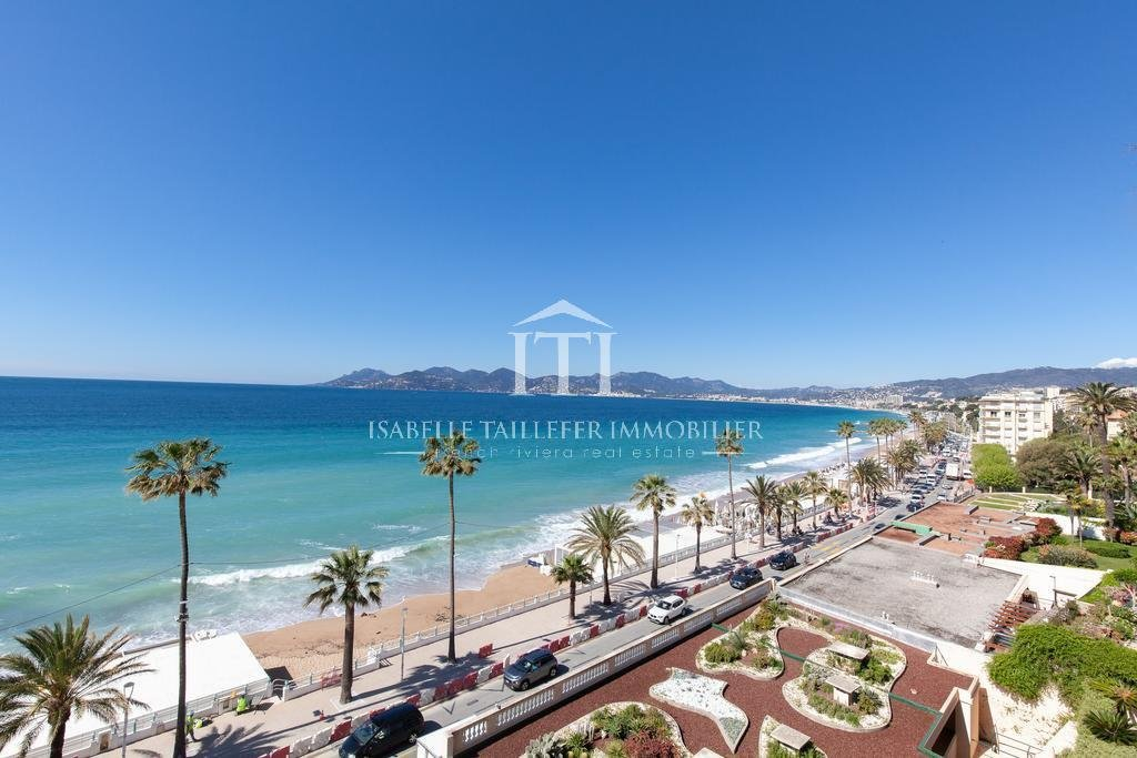 CANNES CLOSE TO CROISETTE - PENTHOUSE