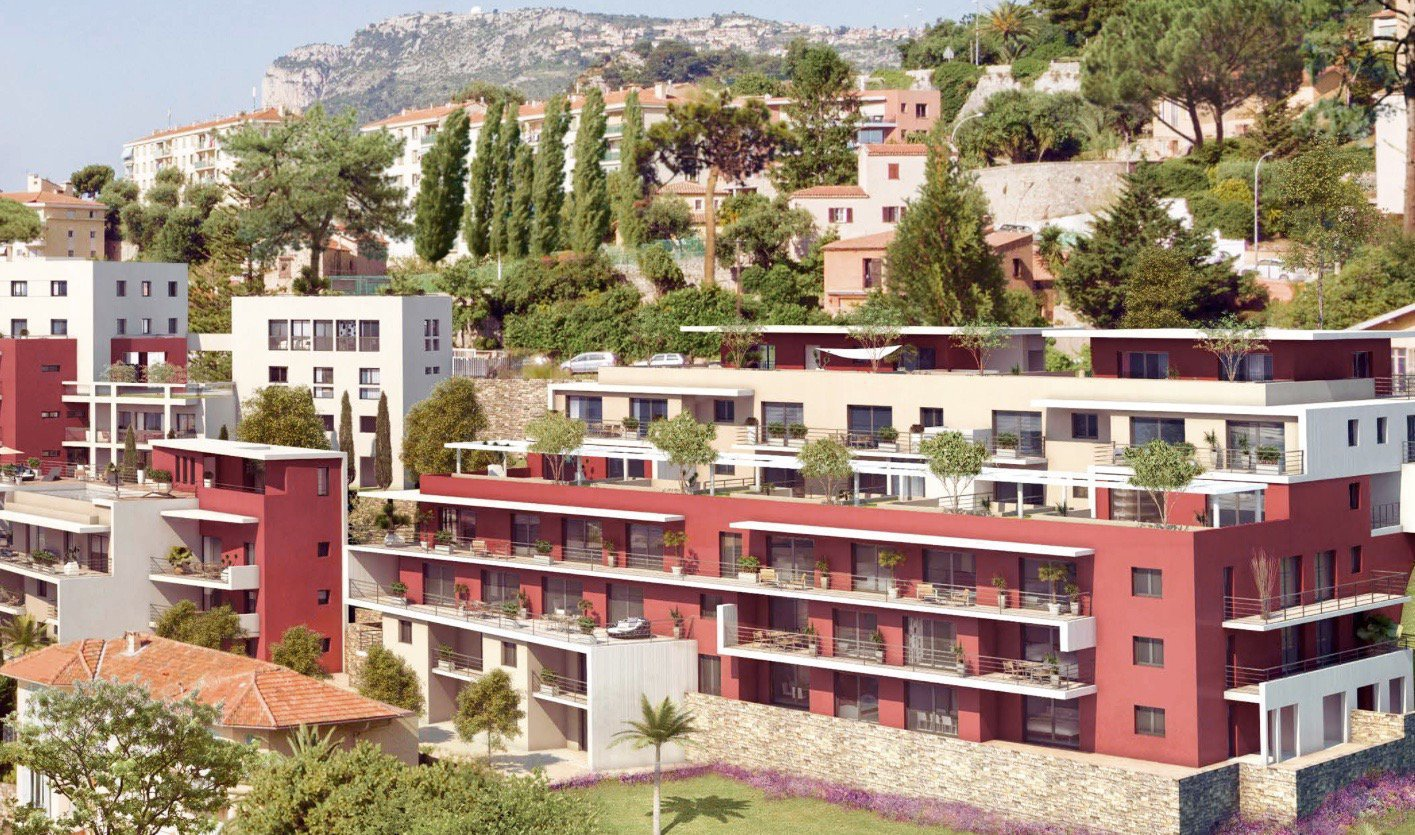 BEAUSOLEIL - Frecnh Riviera - 1 Bed Apartment with sea view