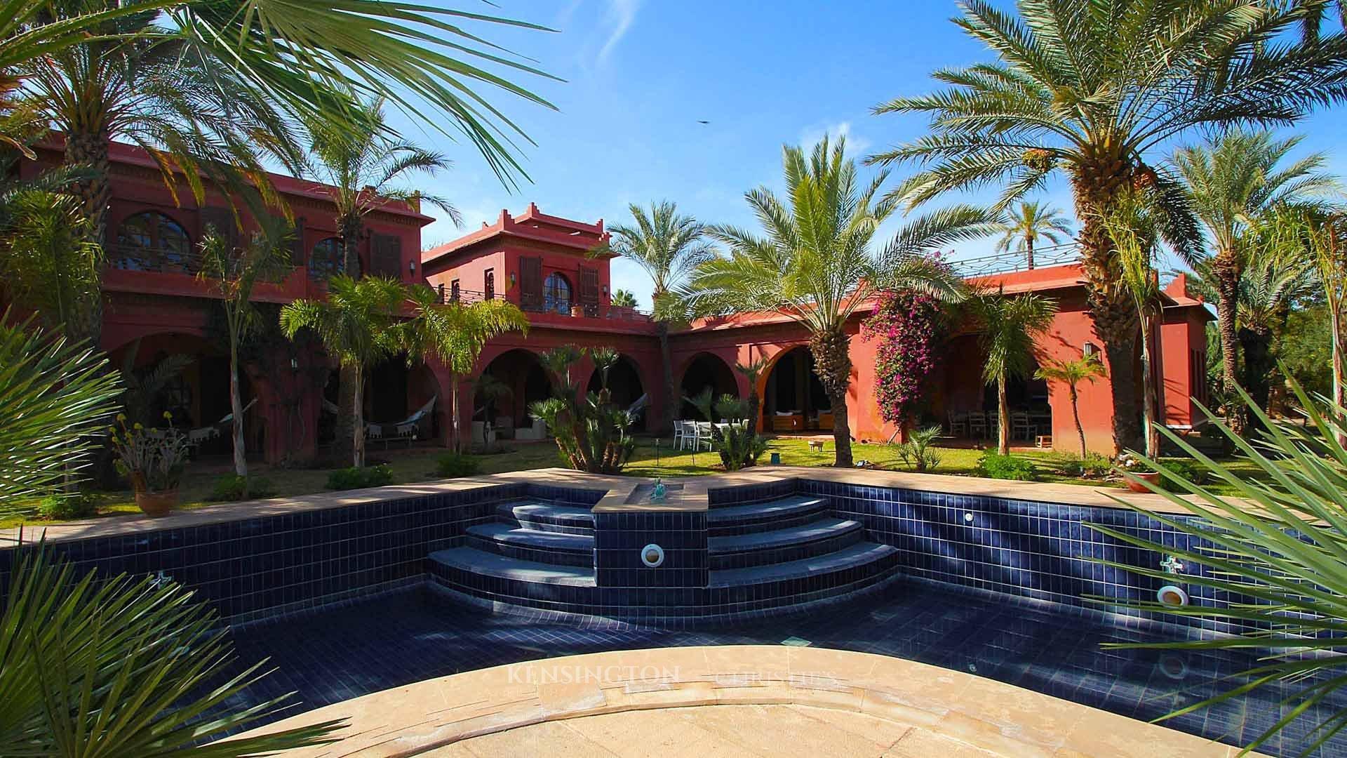 KPPM01184: Villa Essa Luxury Villa Marrakech Morocco