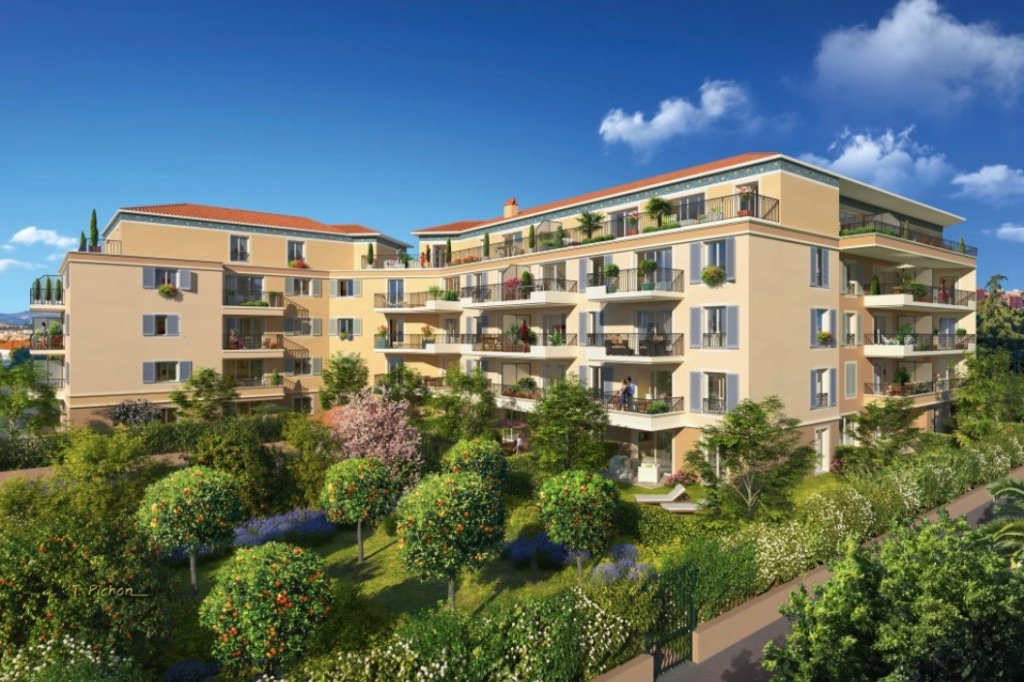 SAINT-LAURENT-DU-VAR - Région PACA - vente appartement neuf - Investissement