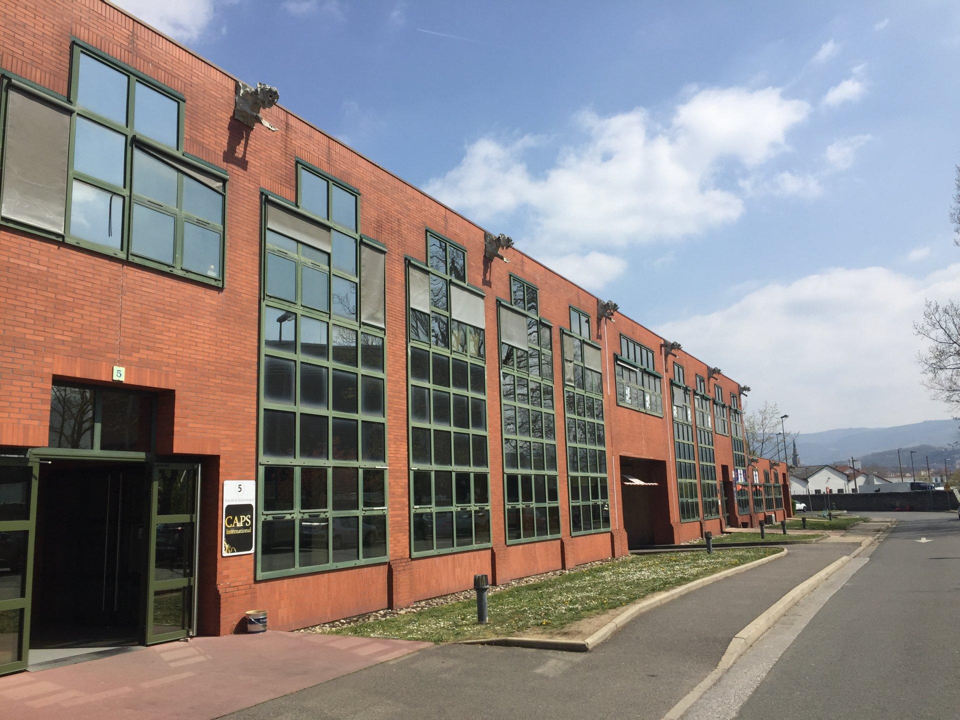 Bureaux secteur TECHNOPOLE