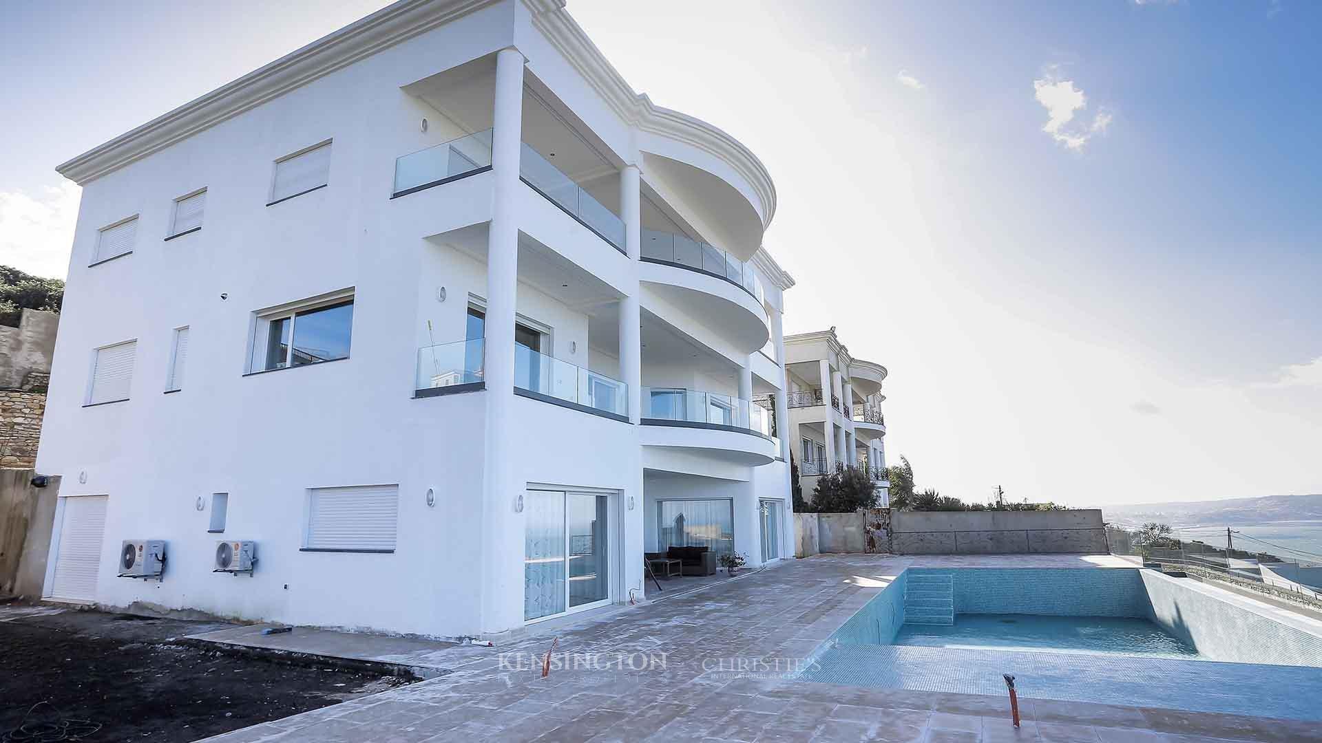 KPPM01186: Villa Azur Luxury Villa Tanger Morocco