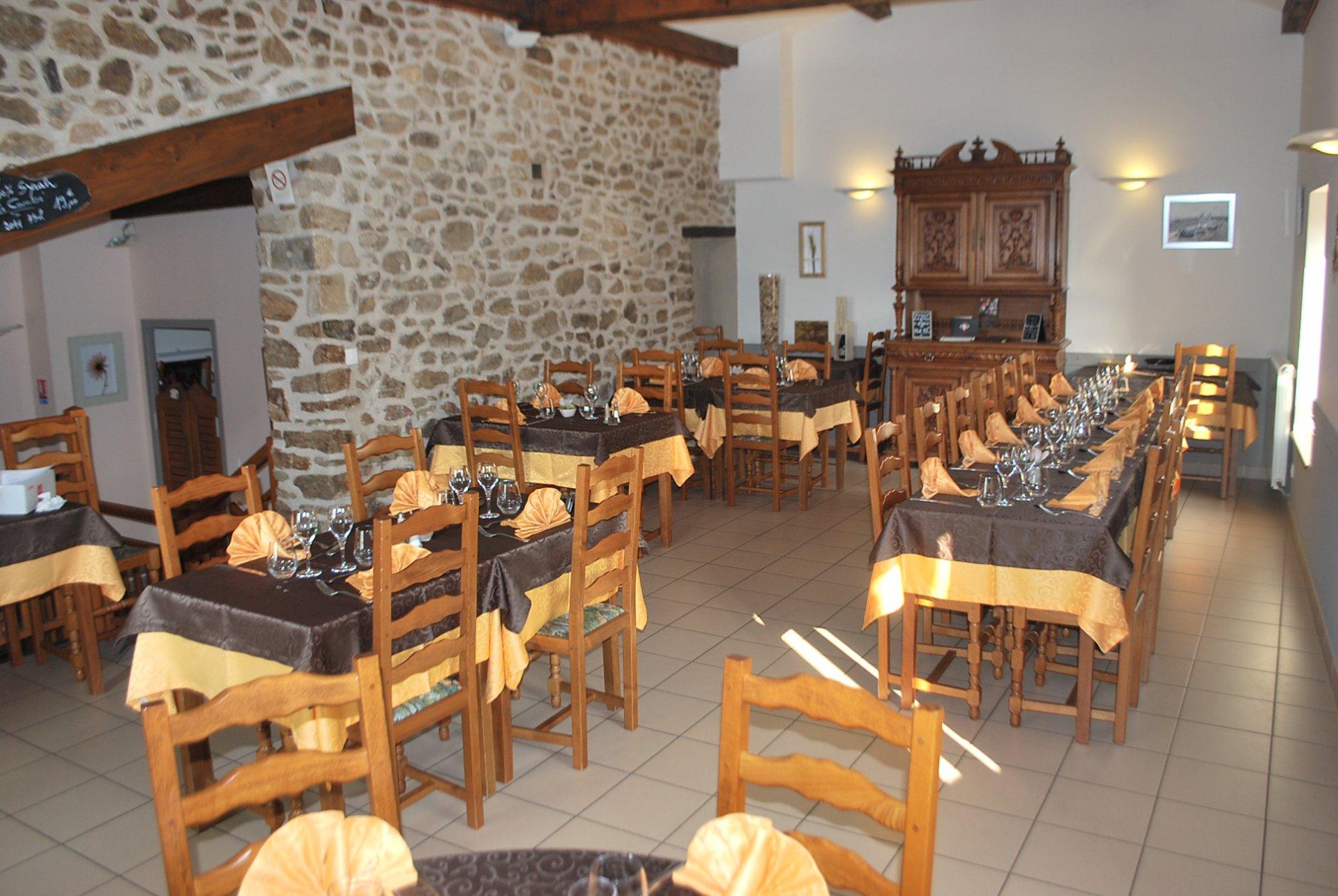 Fond de commerce - restaurant avec licence IV