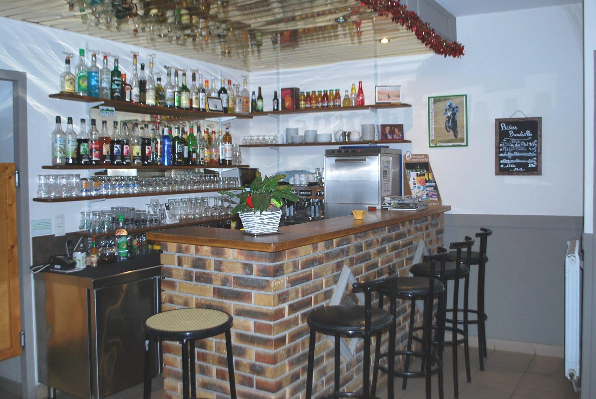 Bar, acier inoxydable