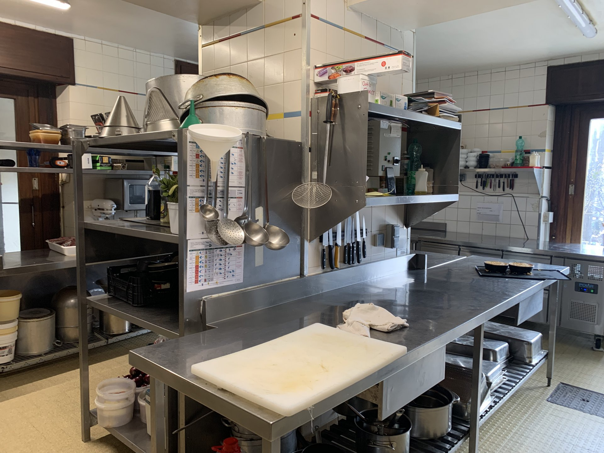 SECTEUR CHAMONIX FONDS DE COMMERCE HOTEL  - MURS POSSIBLES