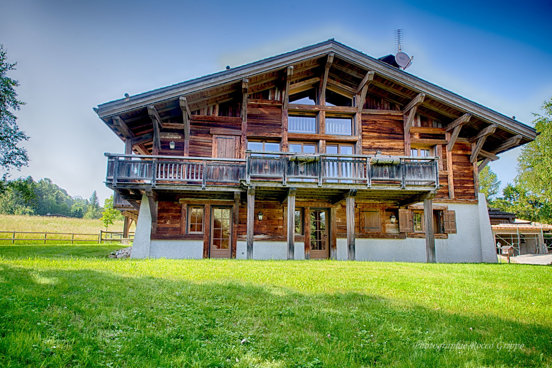 Chalet traditionnel à Ormaret