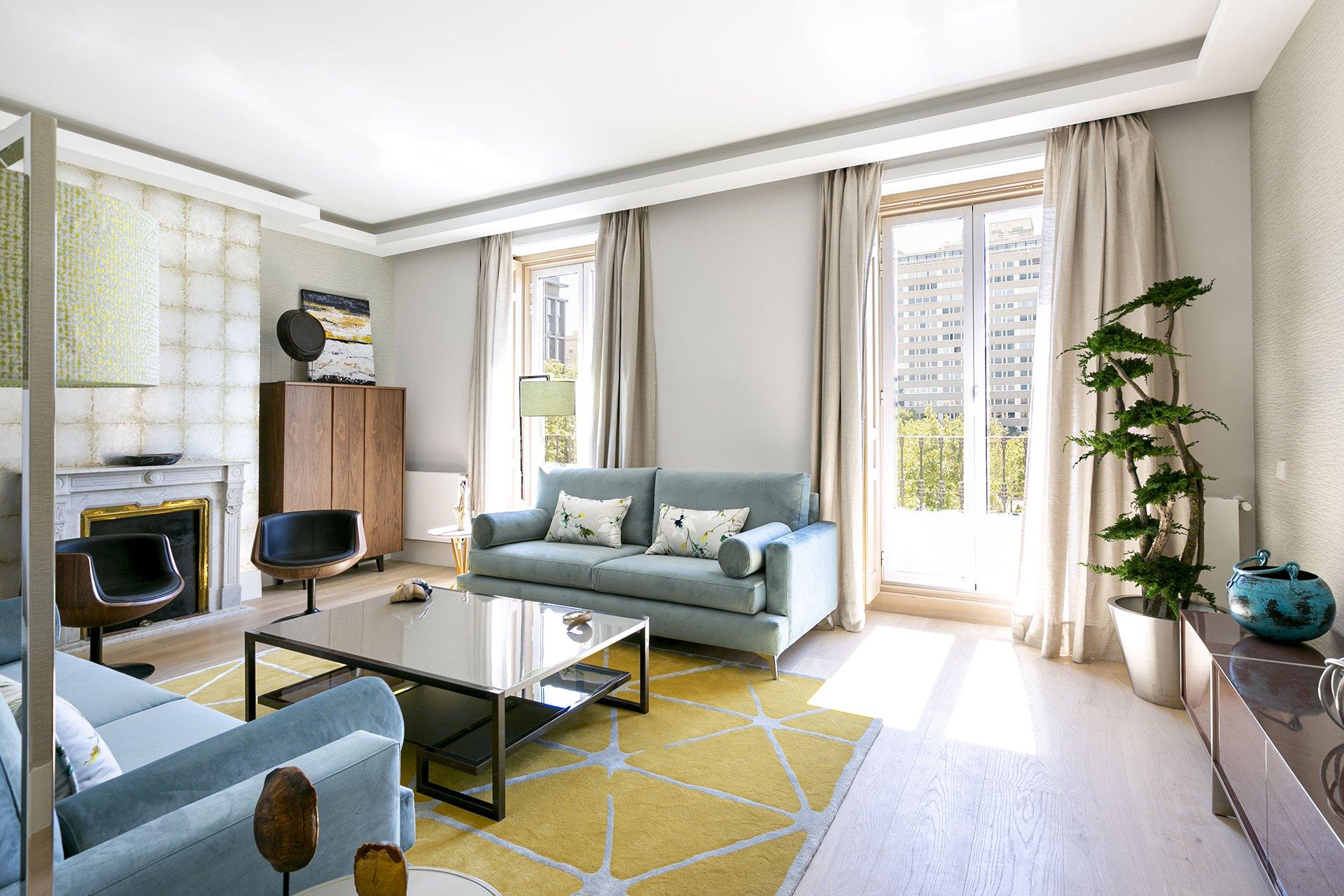 Rental Apartment Madrid Justicia