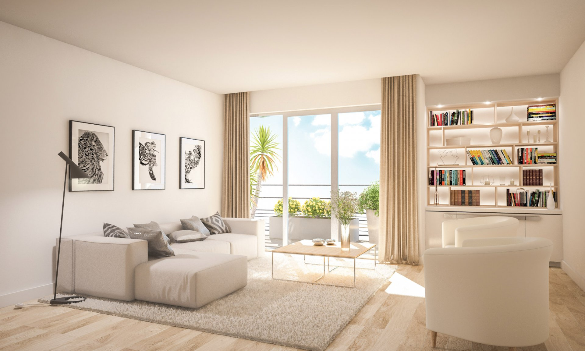 Development Apartment - Antibes