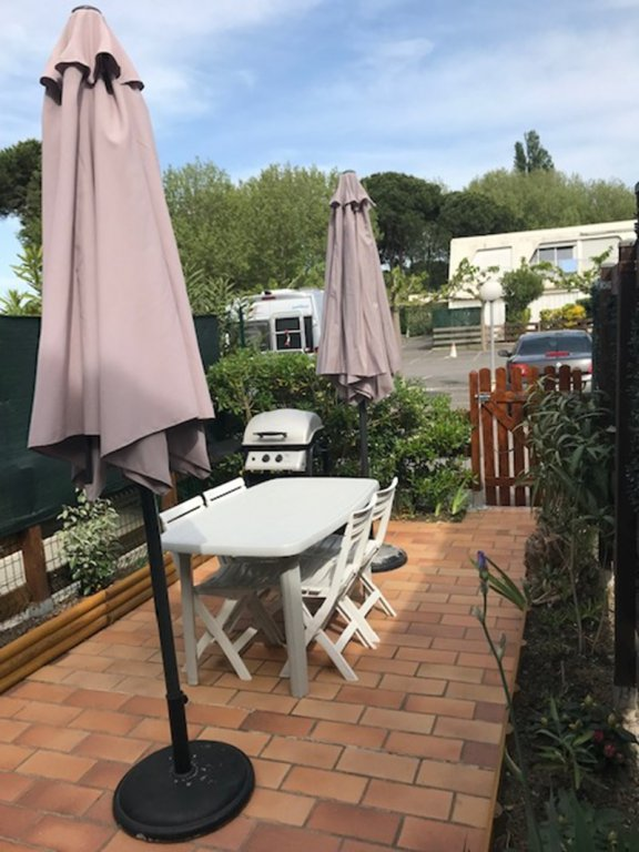 Seasonal rental Studio - La Grande-Motte