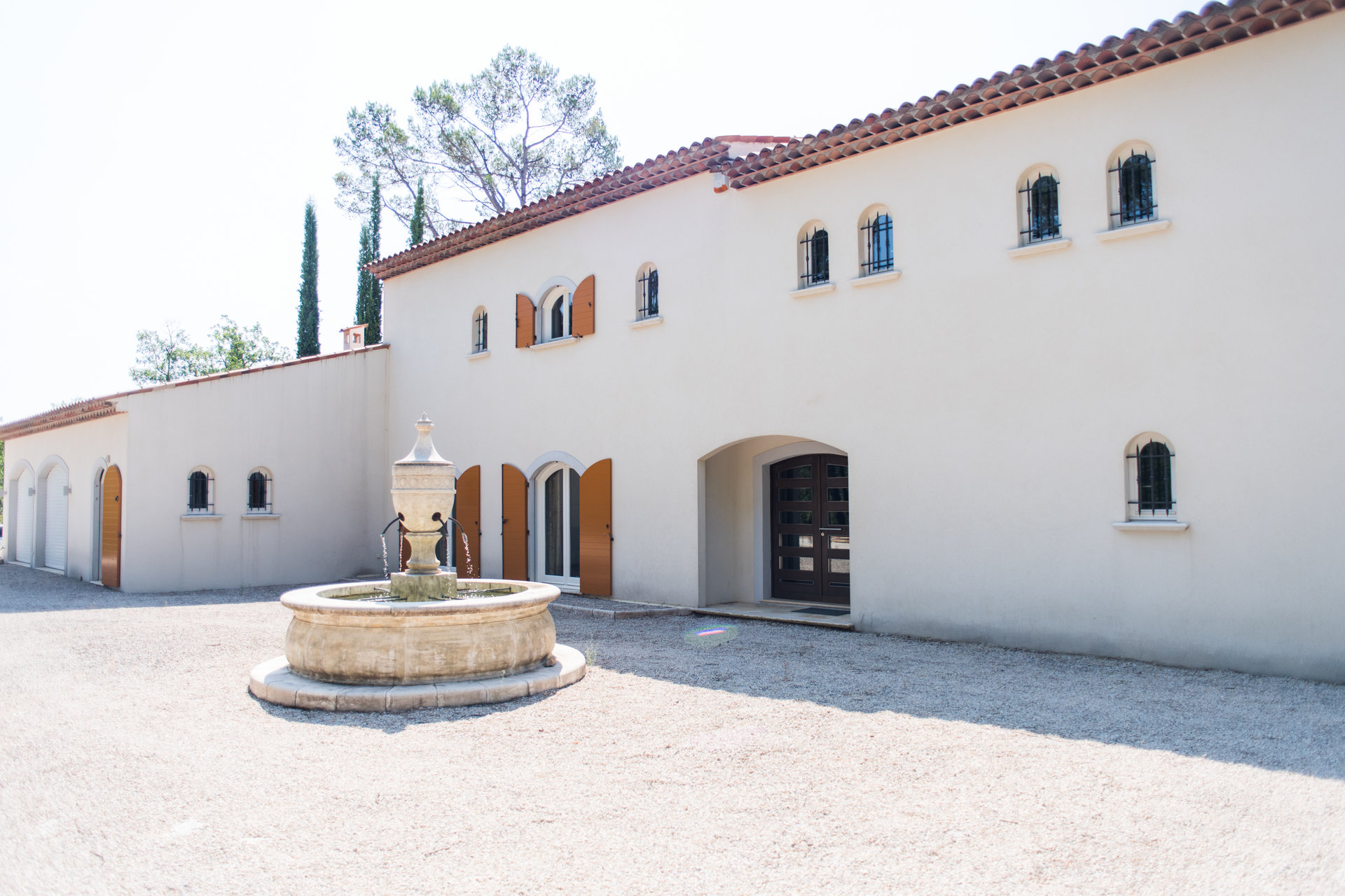 Fayence region: Luxerous villa in peaceful area