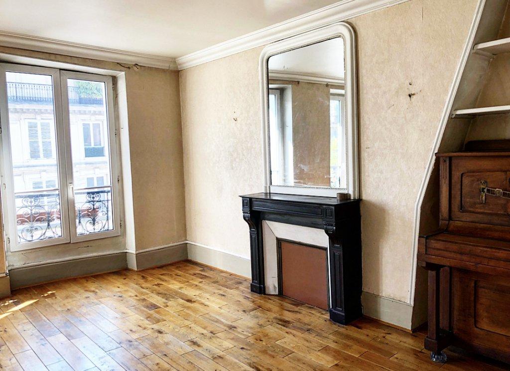 Appartement 3 pièces Paris 10ème