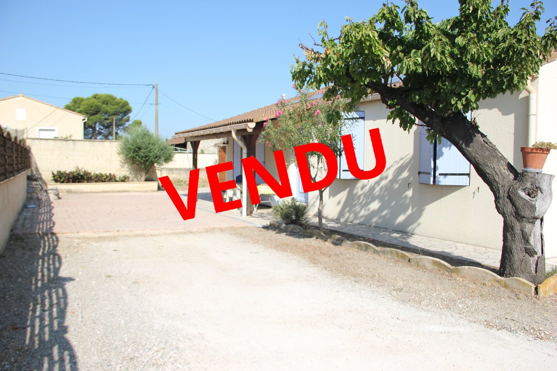 Sale House - Saint-Victor-la-Coste