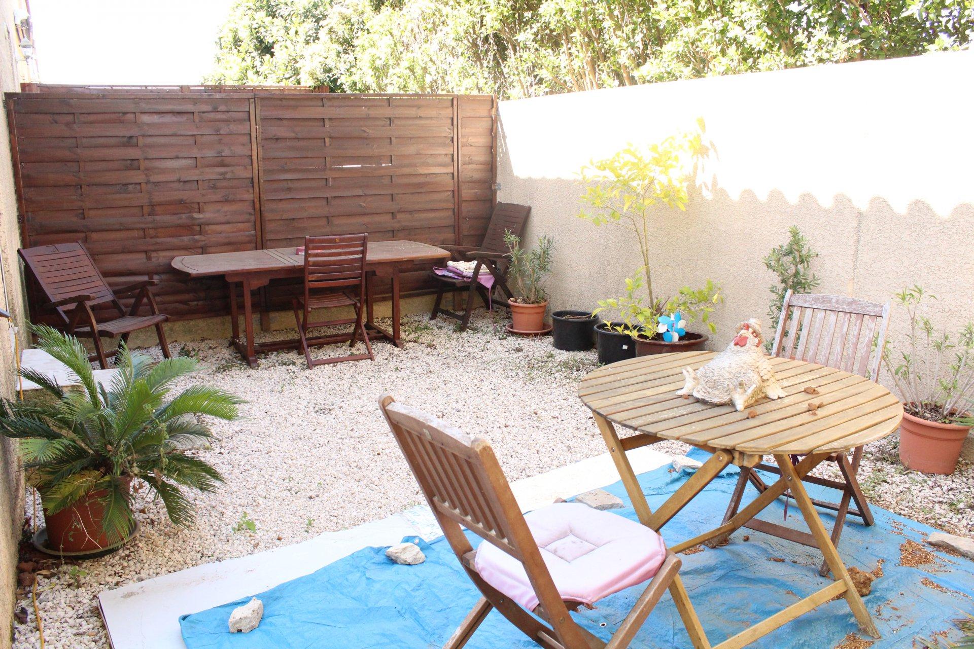 Lunel - Villa 65M² jardin et garage - 175000 €
