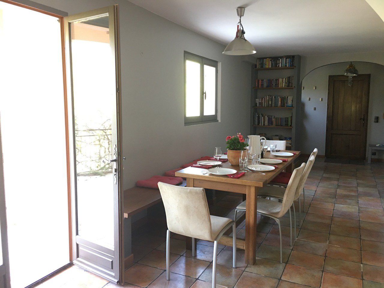 Fayence: Spacious villa, just a walk from the village