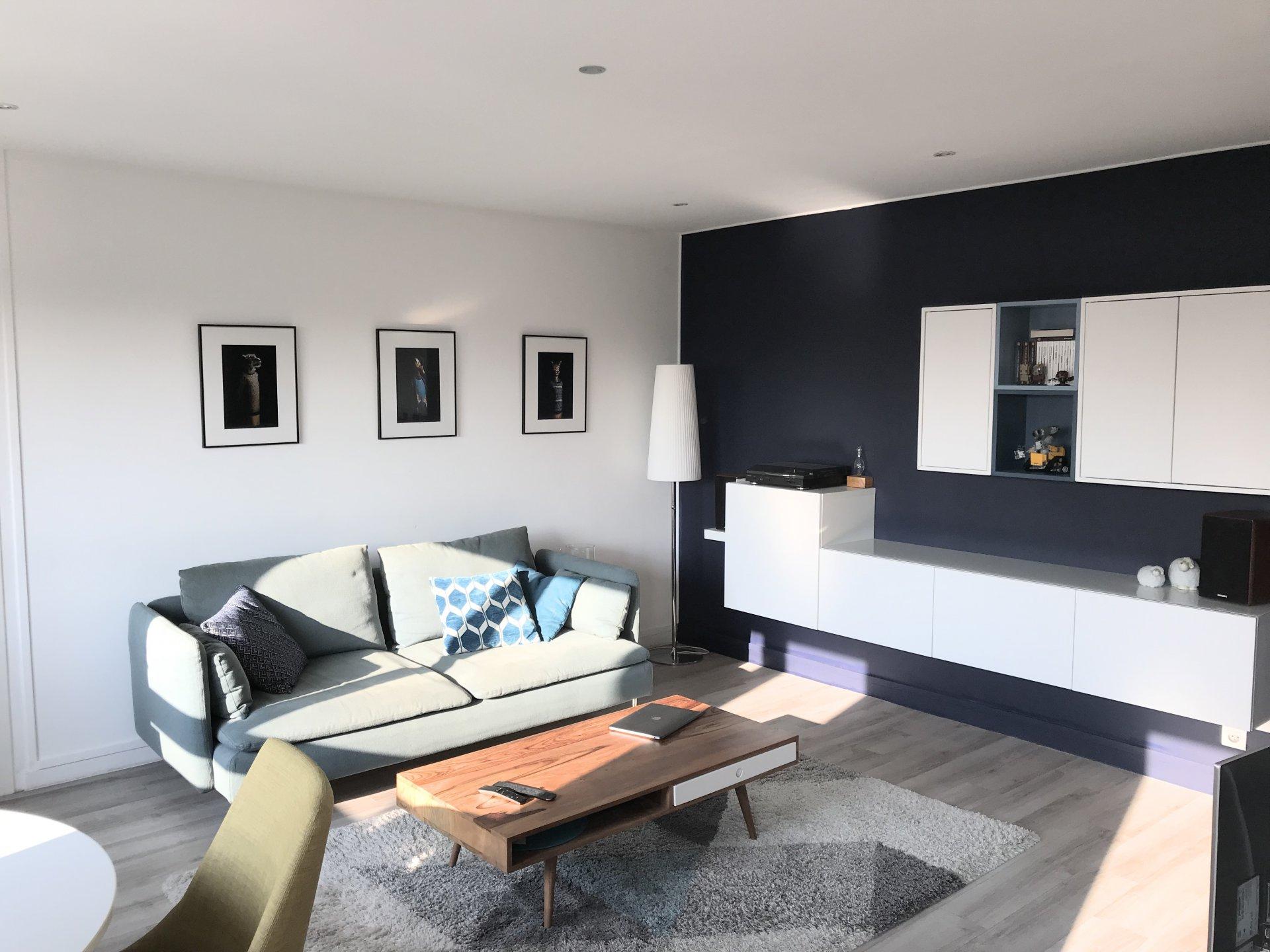 Achat Appartement, Surface de 46 m²/ Total carrez : 46 m², 2 pièces, Lyon 7ème (69007)