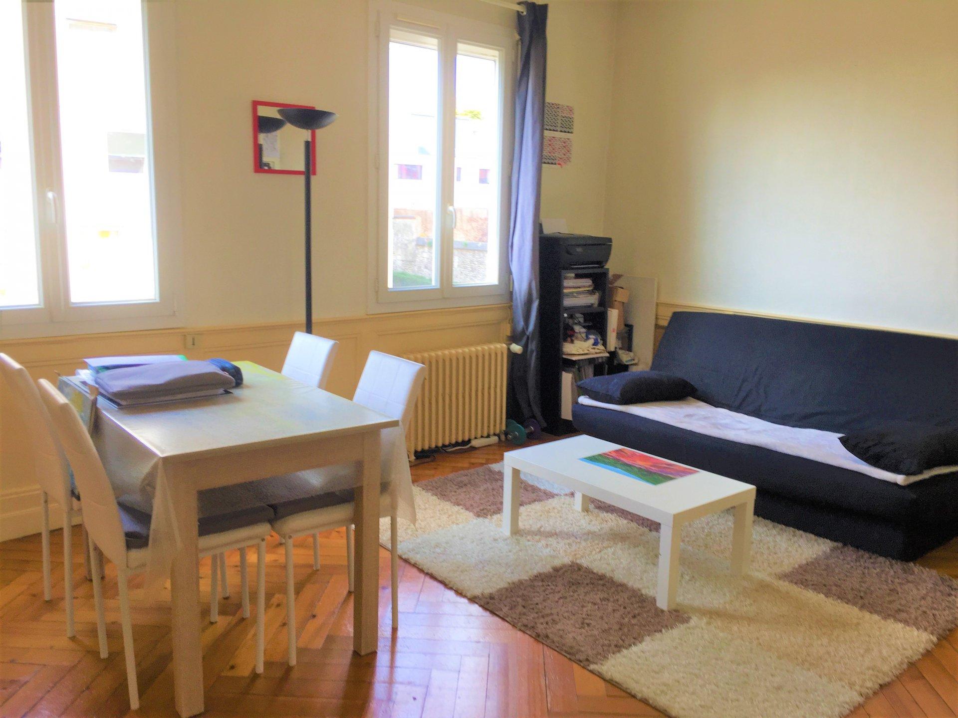 Appartement T1 quartier Boiulingrin