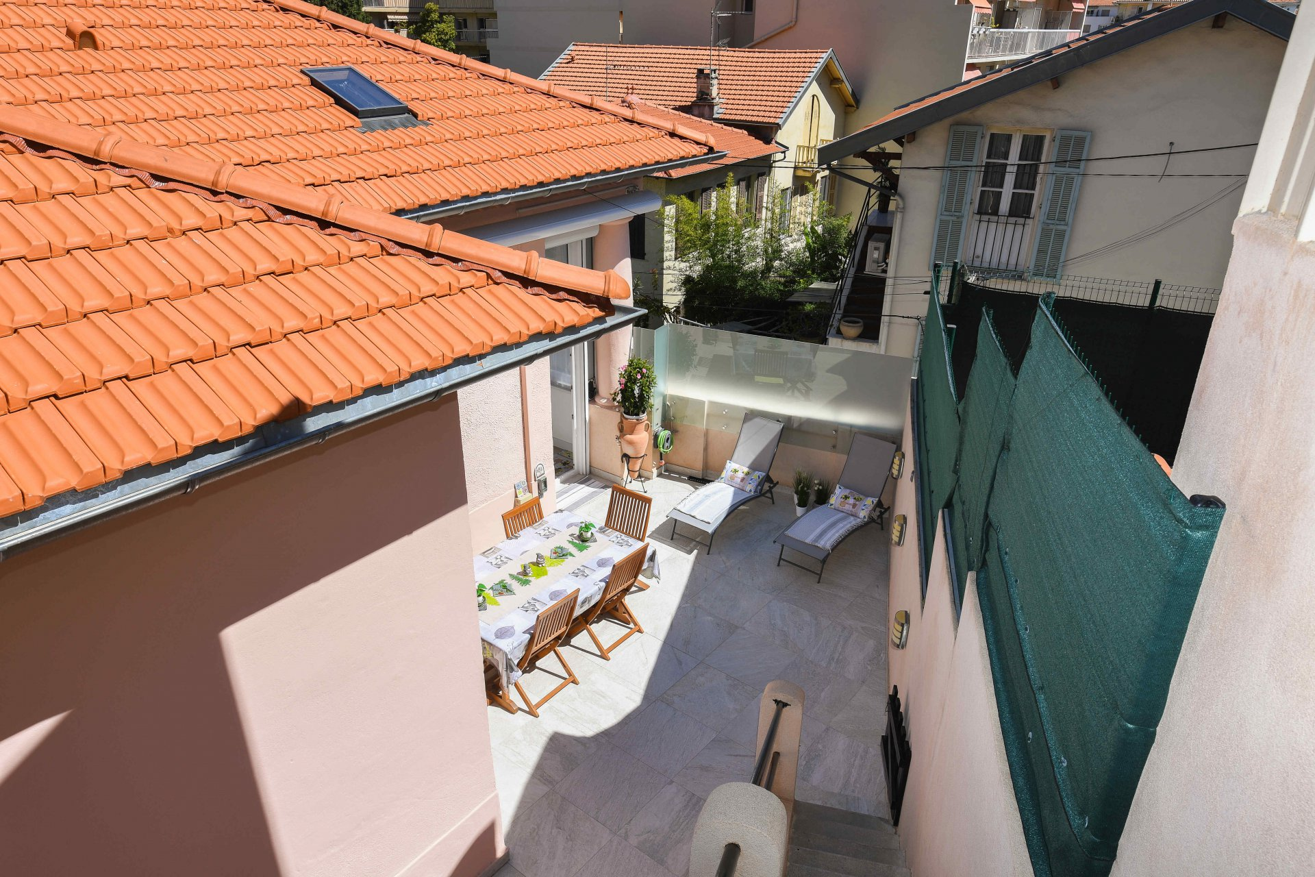 Splendide maison de ville Nice Saint Barthelemy