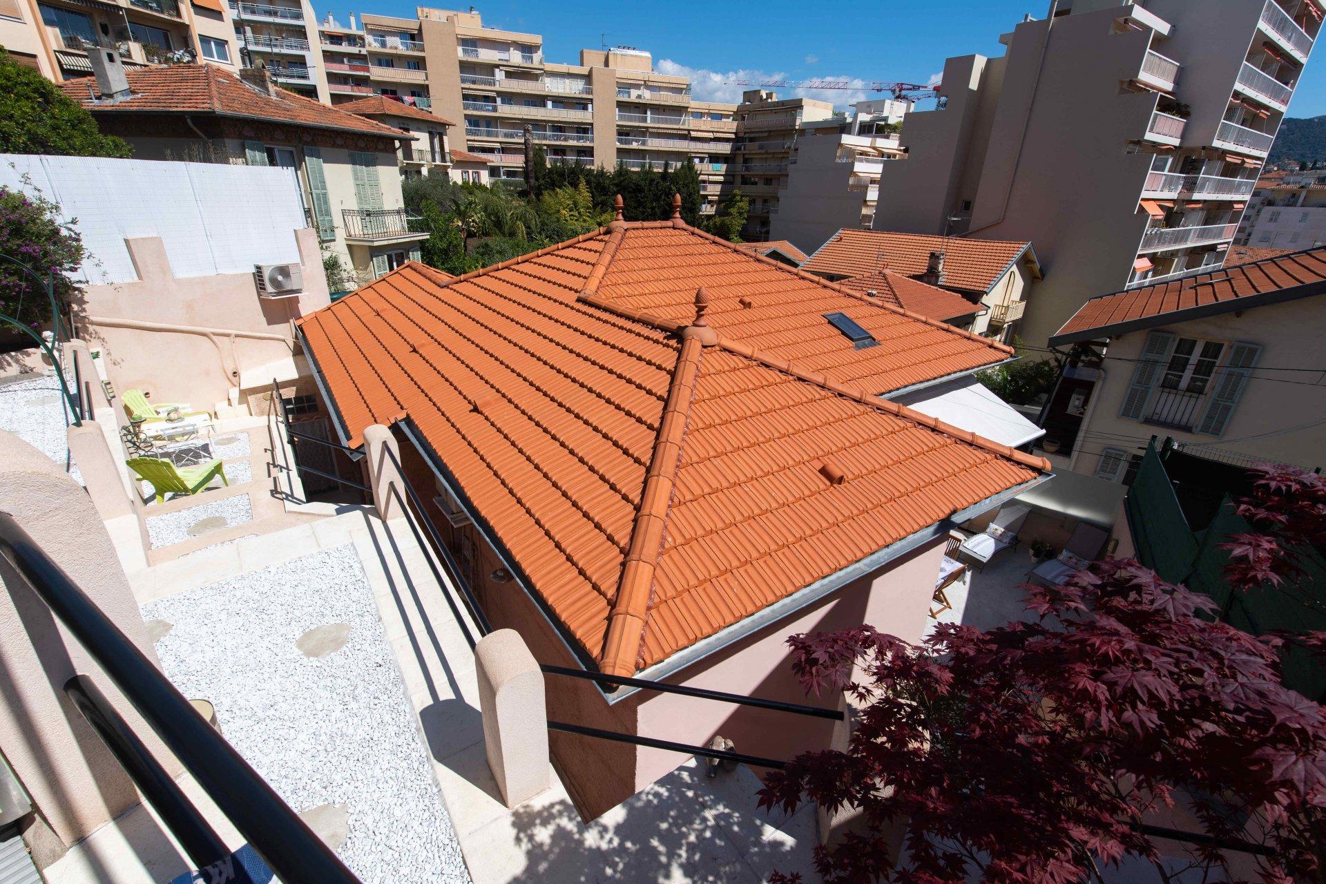 Splendide maison de ville Nice Saint Barthelemy de 4 pièces