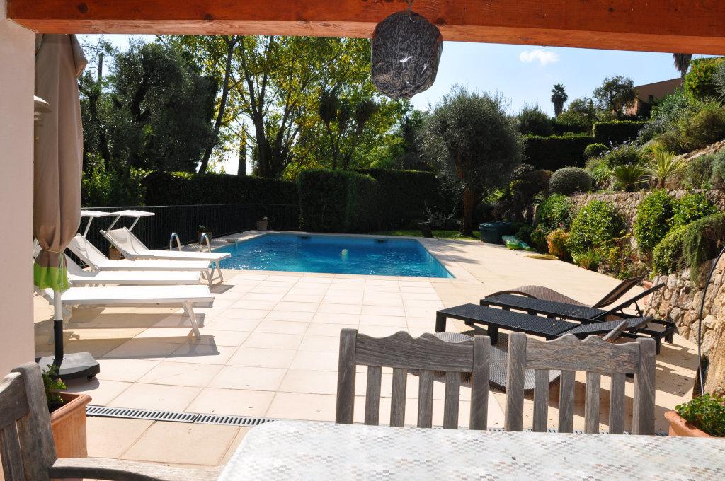 Beautiful villa with panoramic views, Le Bar sur Loup