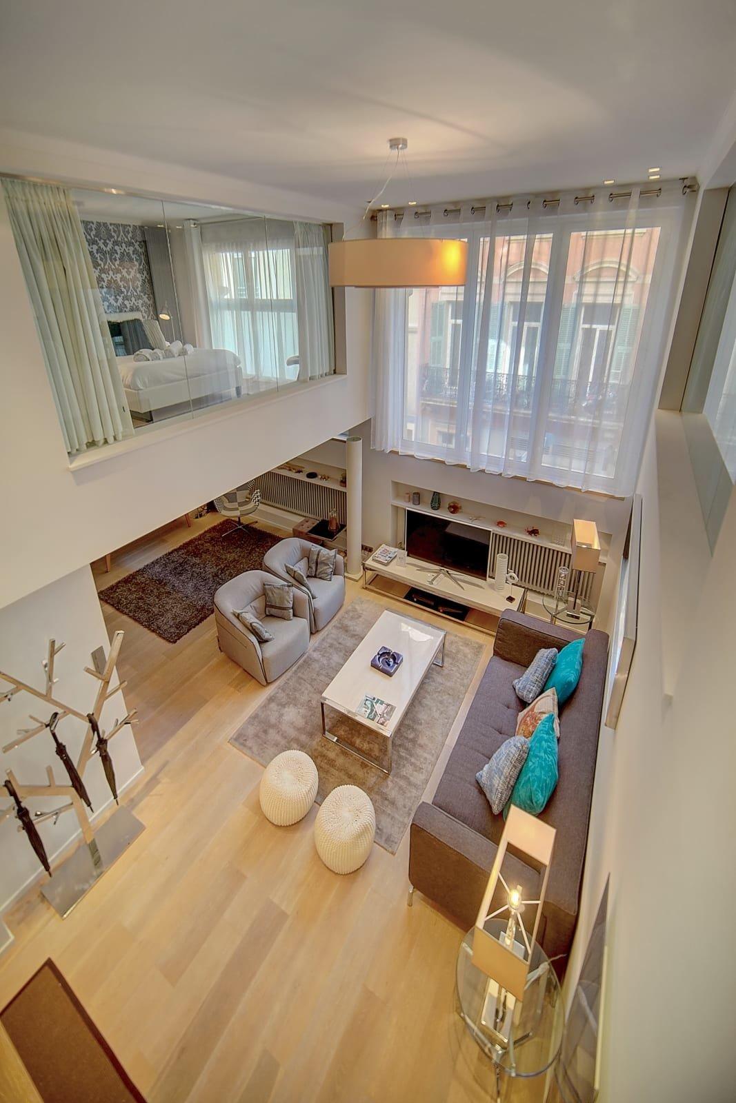Atypique duplex de 156 m² -Cannes Banane-