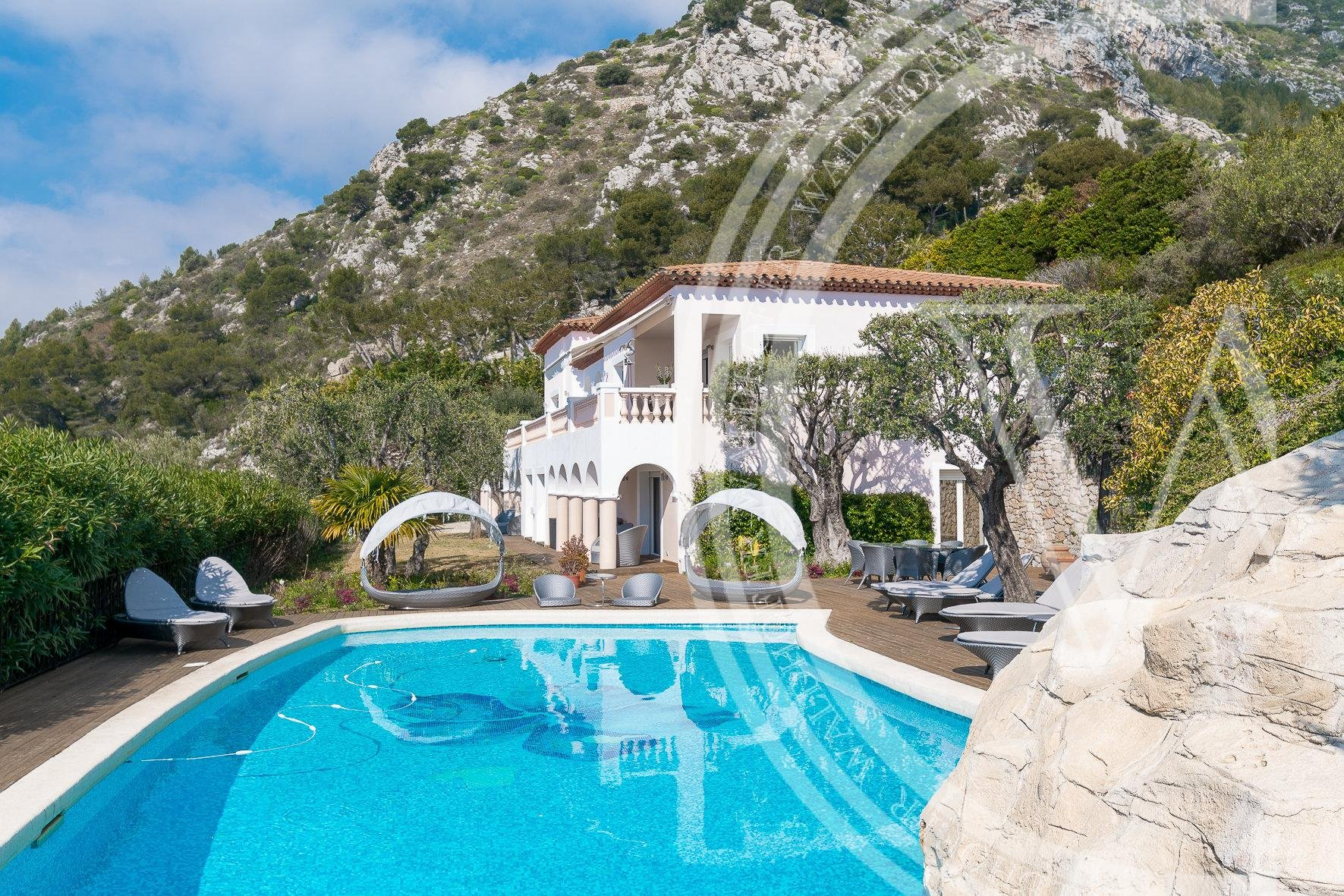 Villa Flower in Cap d'Ail