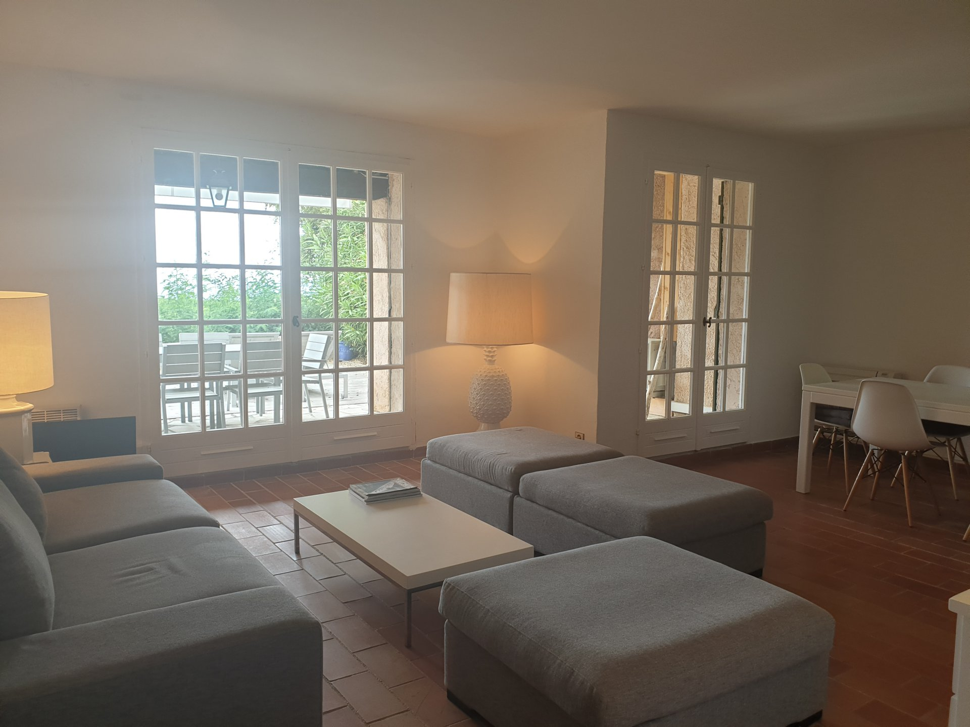 GIGARO / IFS - MAS WITH AIR-CO 2 BEDROOMS AND SEA VIEW