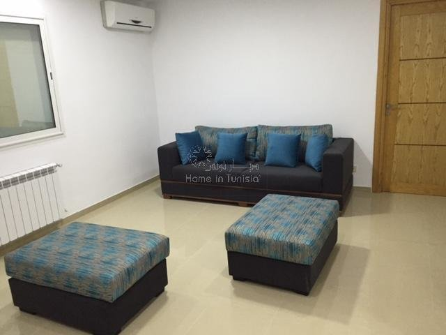 Appart S+2 meublé à Hammam sousse & proche de la plage