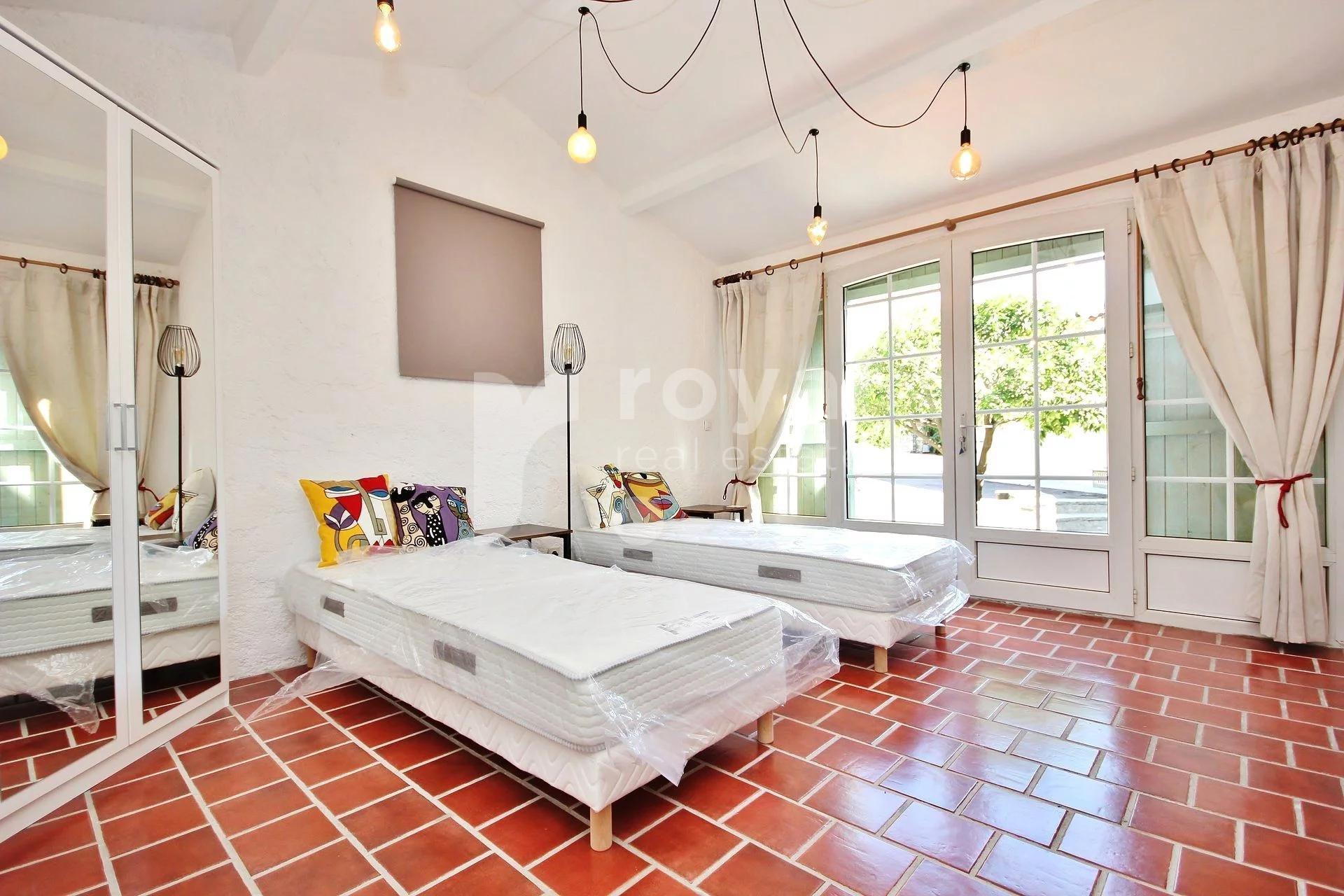 Villa for seasonnal rent in Mougins