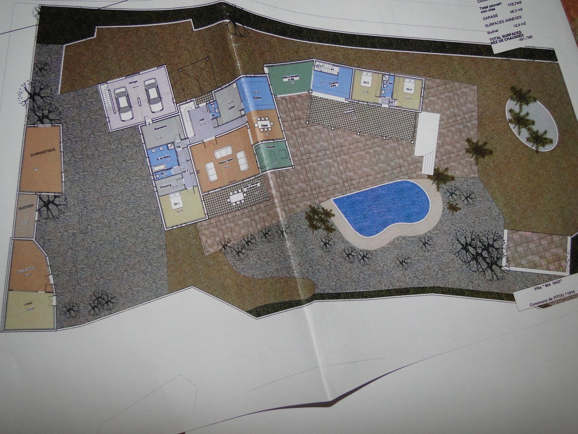 Sale Villa - Fitou