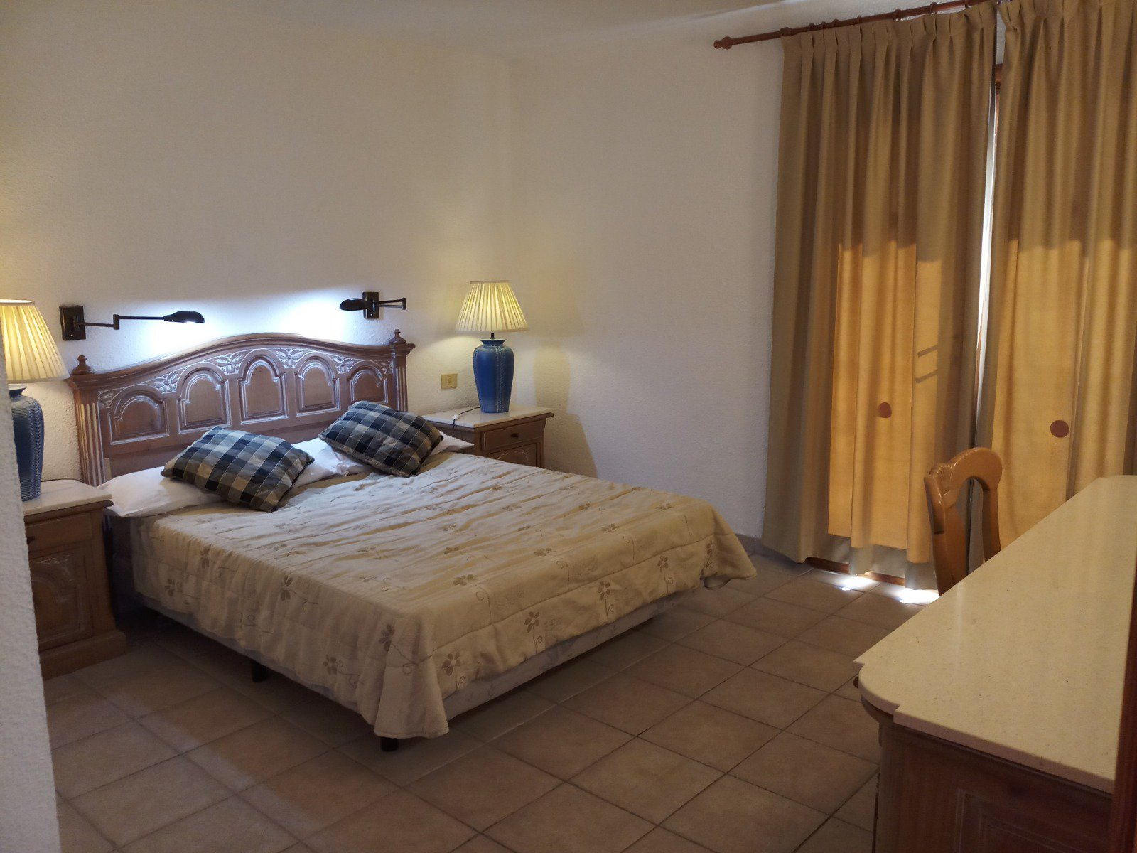 2 bedrooms apartment in the residence Beverly Hills - Los Cristianos