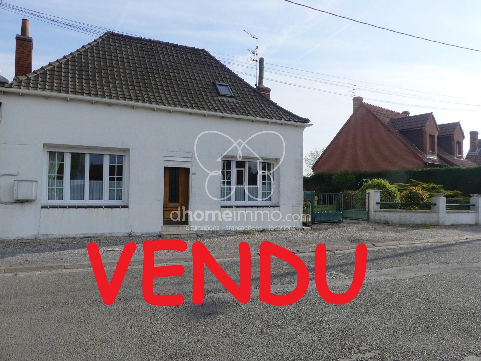 Sale Village house - Raimbeaucourt
