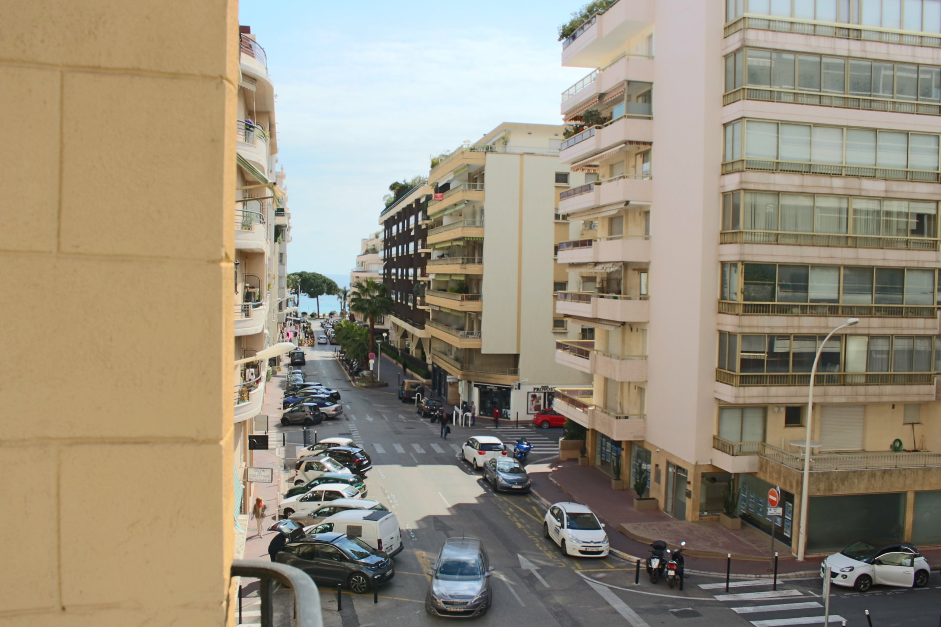 Seasonal rental Apartment - Cannes Banane