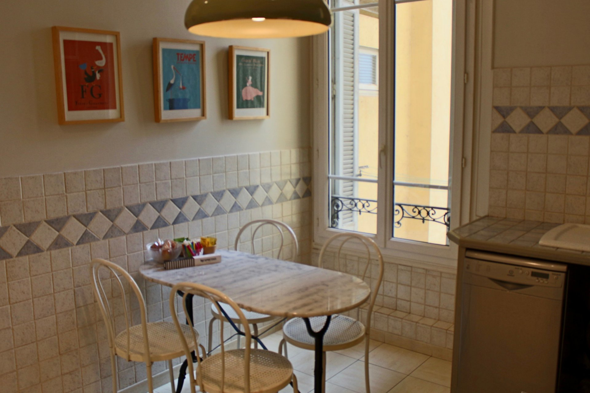 Appartement 6 personnes Cannes - Banane