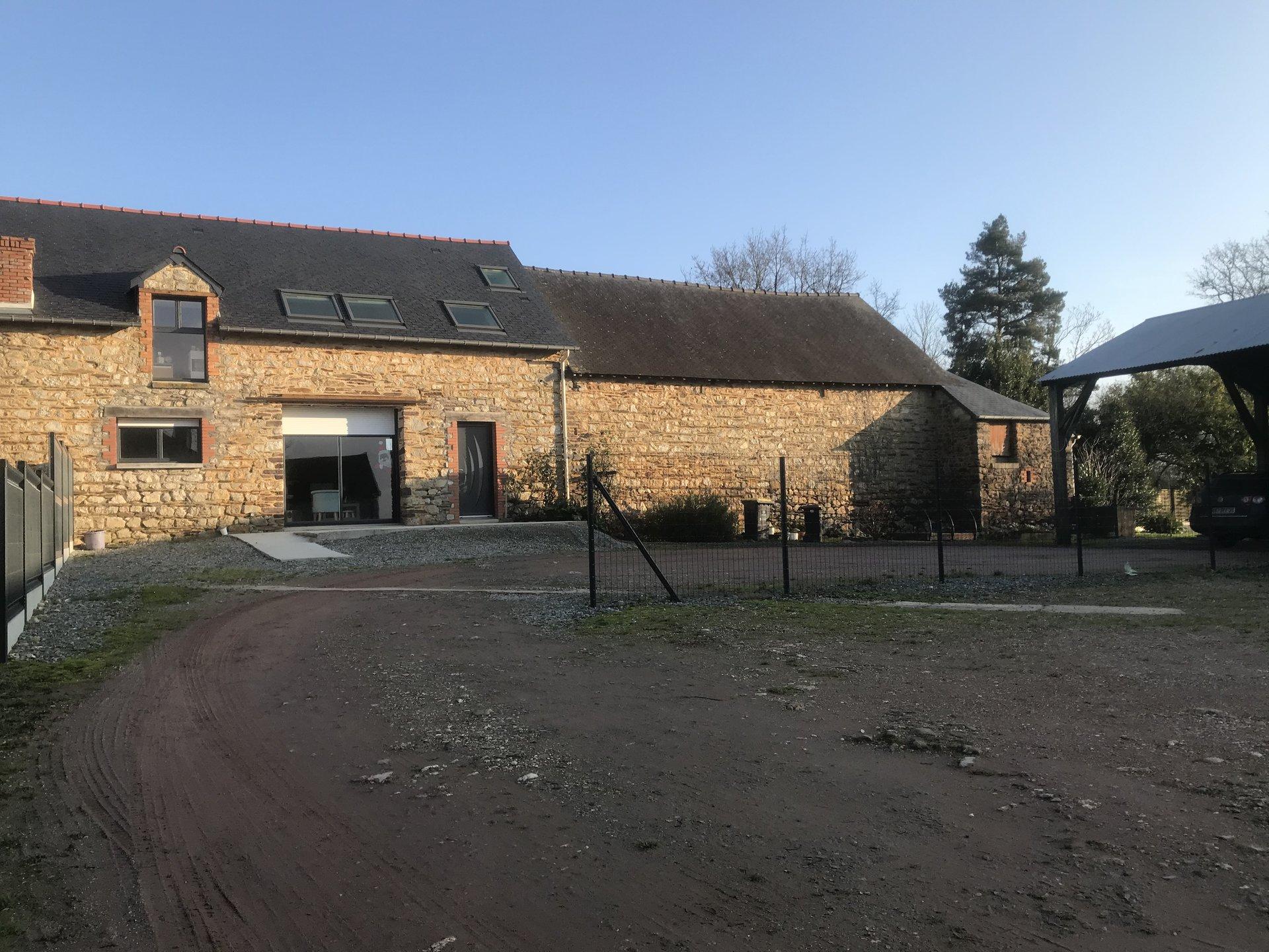 Location Maison - Les Brulais