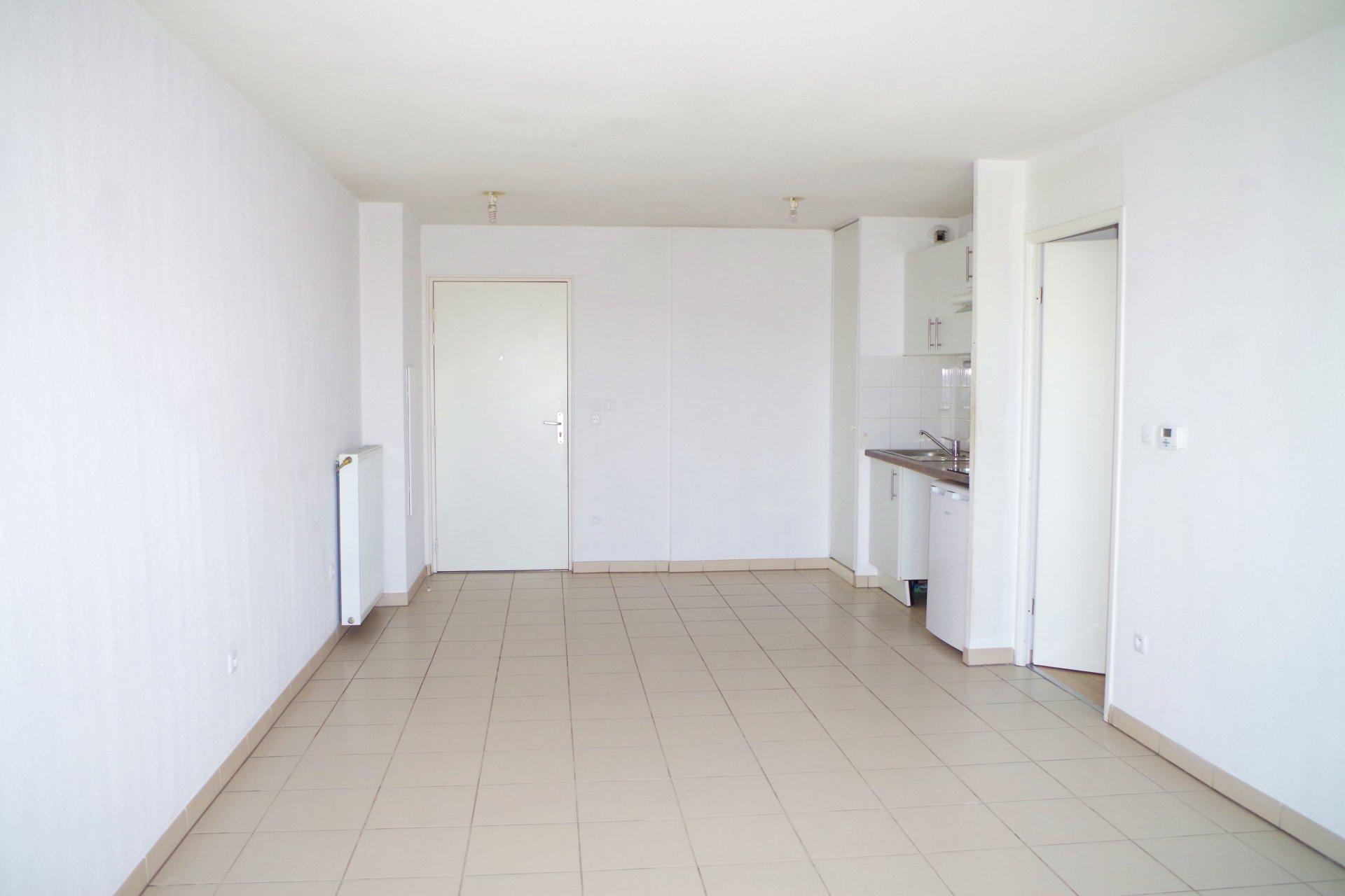 Appartement T2 - 47 m² + TOULOUSE 3 Cocus