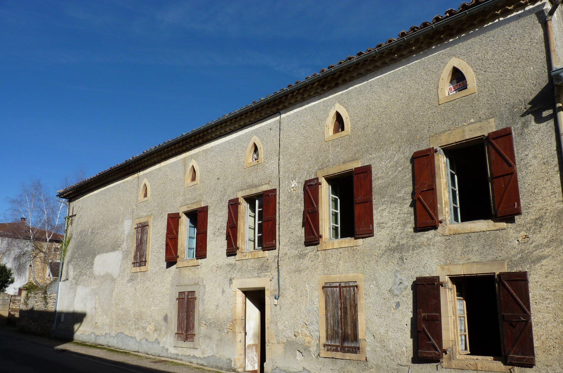 Vente Maison/Villa 7 pièces AUZAS 31360
