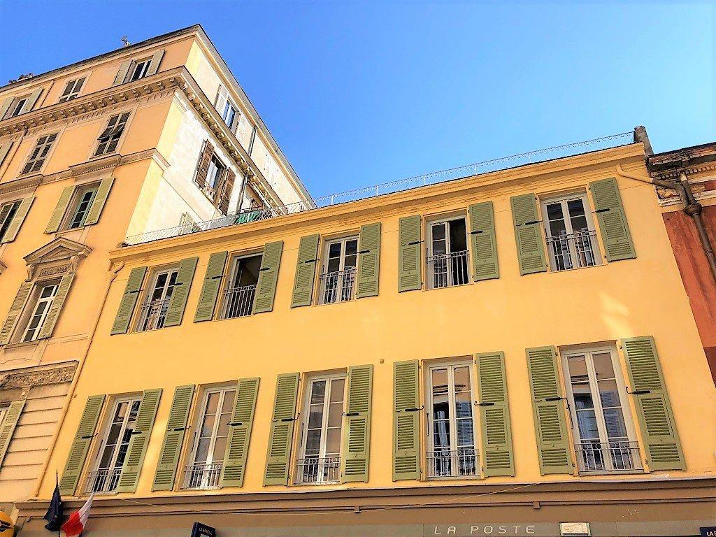 2 pièces à vendre, Nice, Vieux-Nice