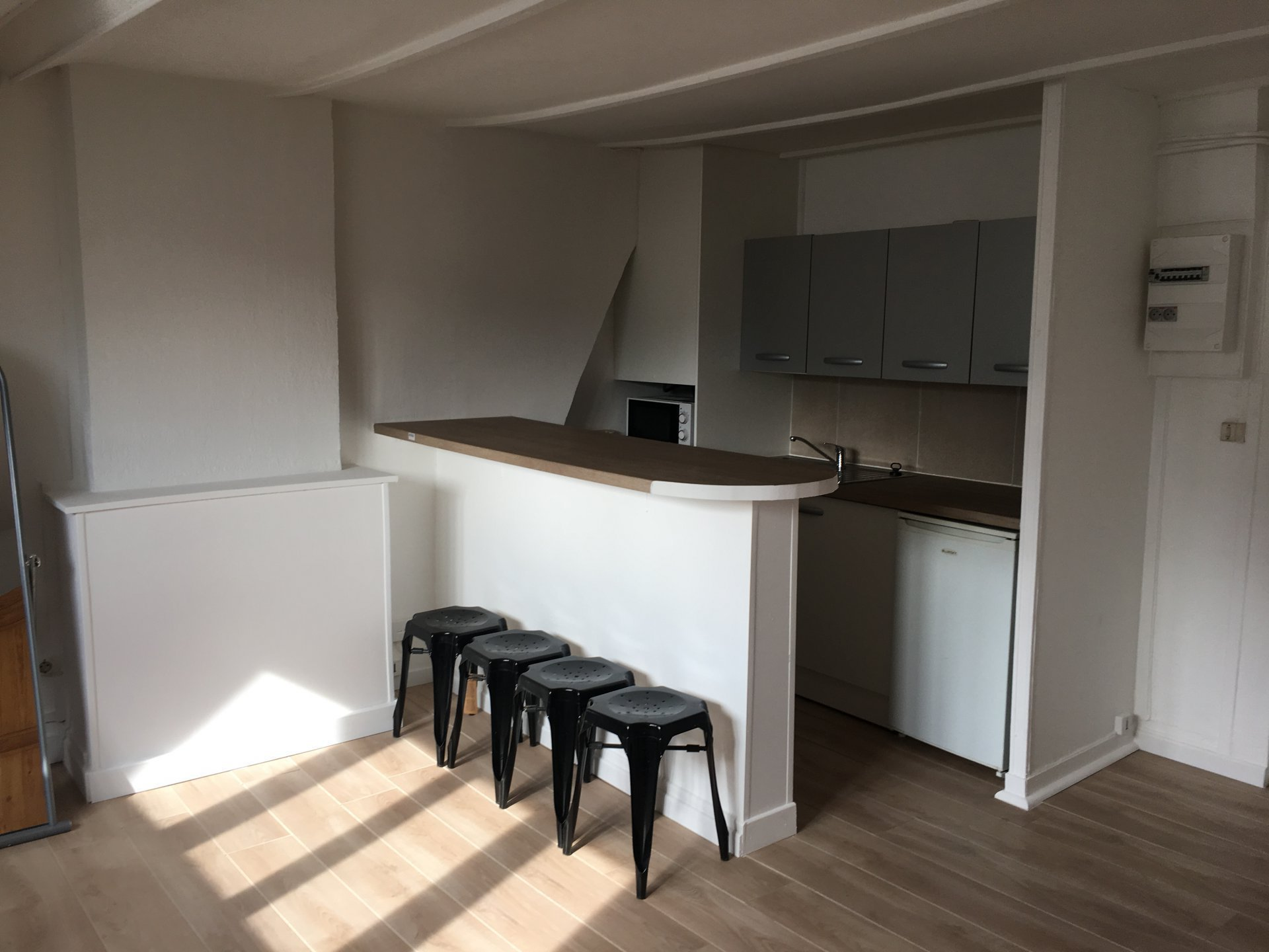 Studio meublé - 32m2 - Amiens centre