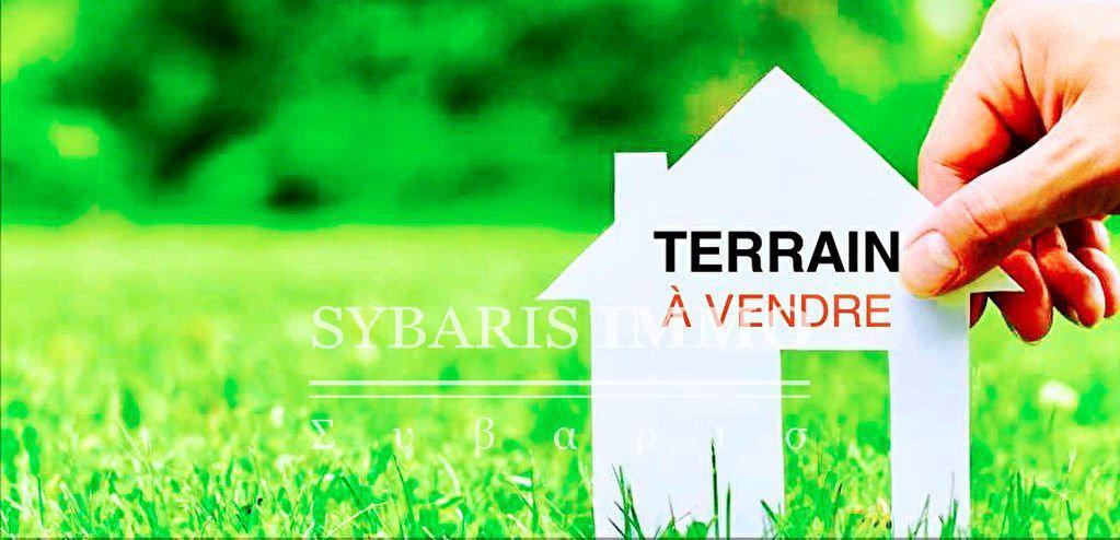 terrain a vendre a la Soukra