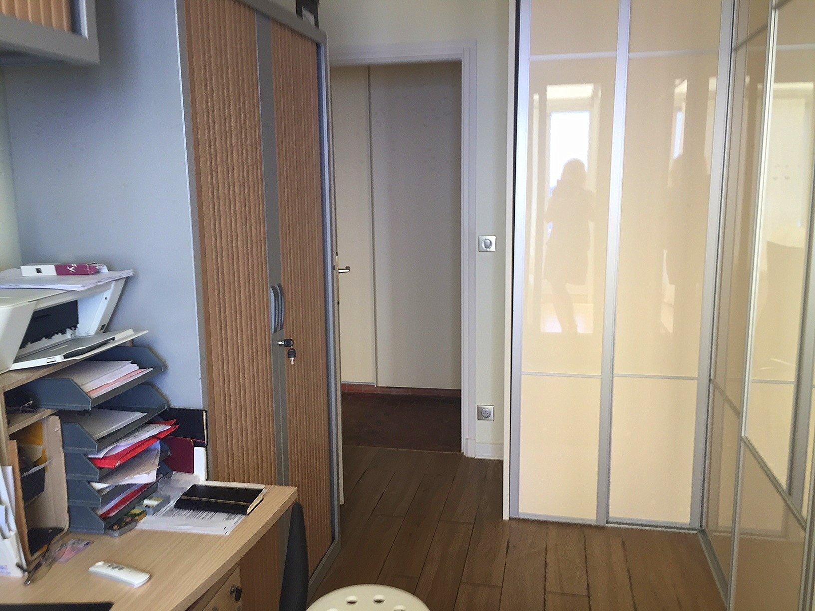 Nice Bas Fabron Toit terrasse 4p chambre 3