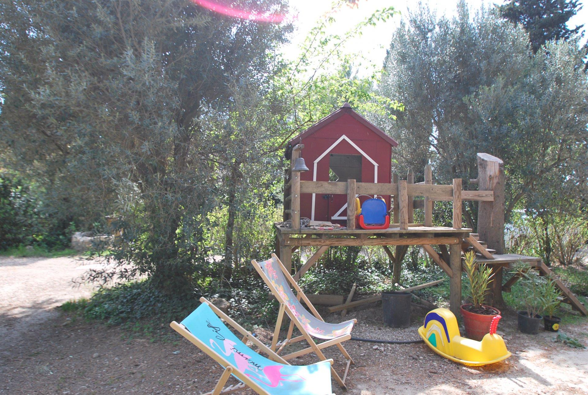 Vente Maison 4 chambres en campagne d'Arles