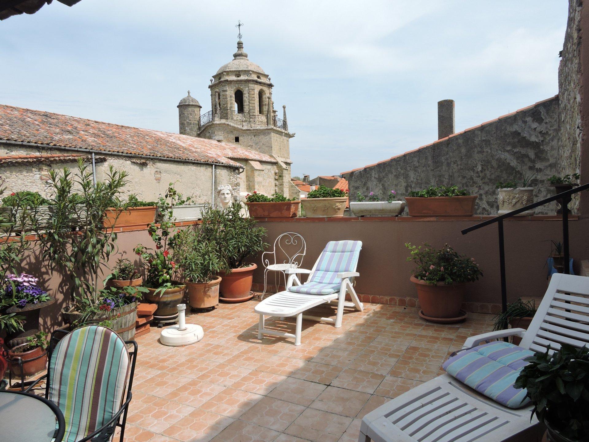 St Paul de Fenouillet 20 mm de Perpignan Maison avec cachet et charme