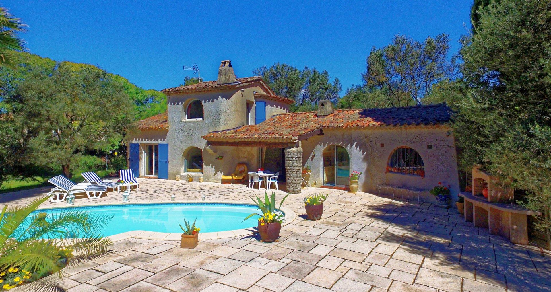 villa designed in the very original style