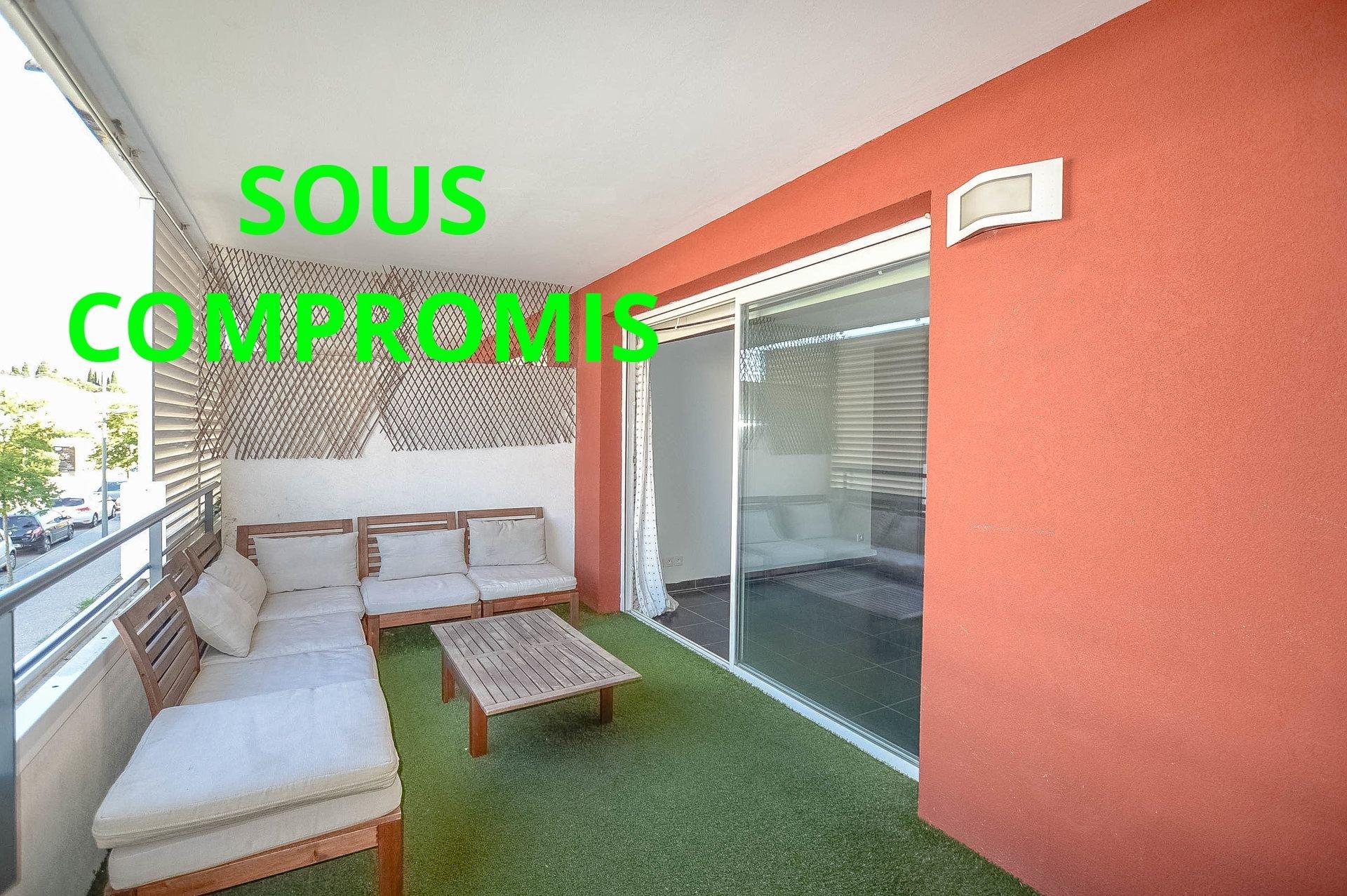 Appartement T2 résidence de standing 34740 Vendargues