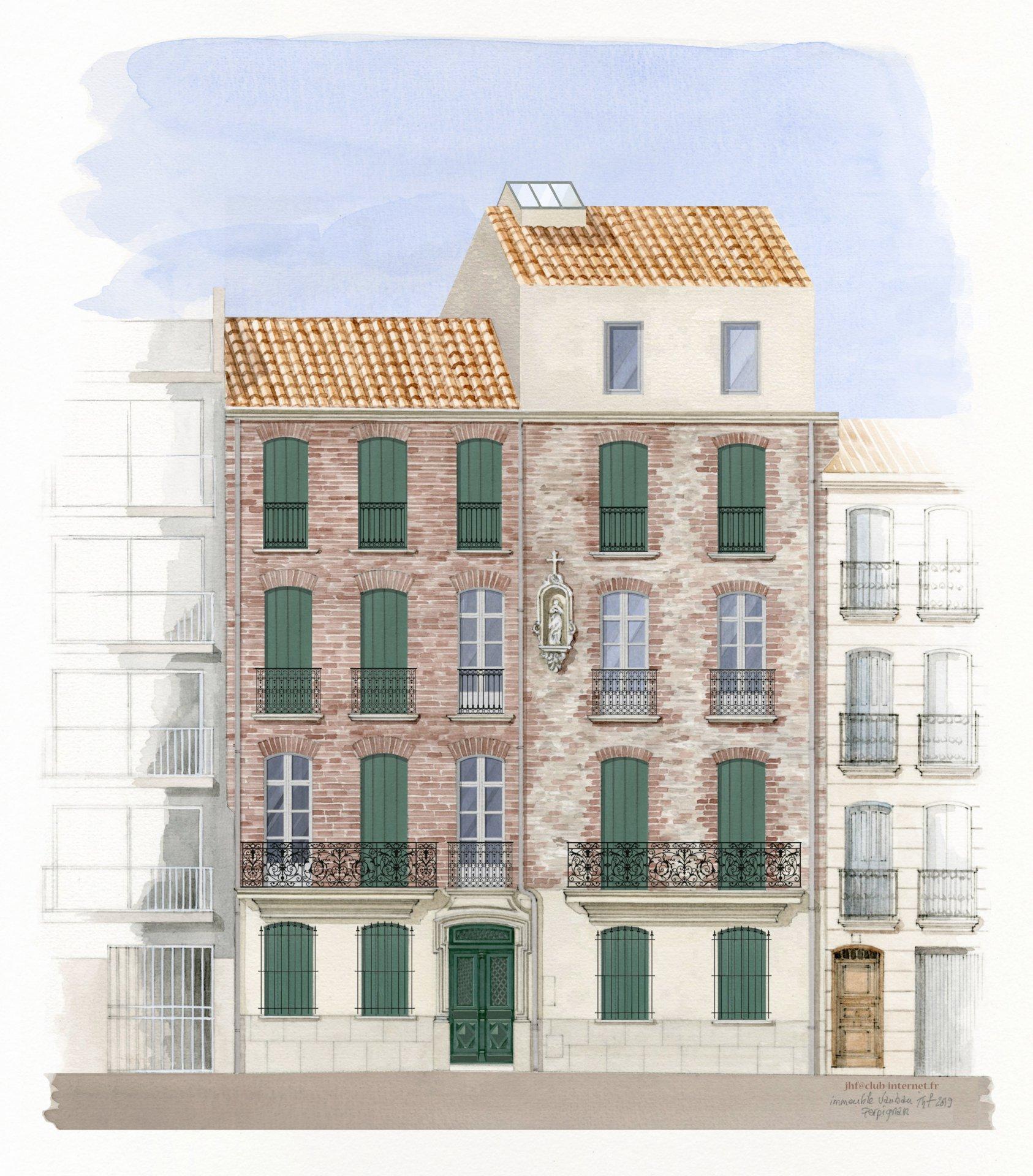 Programme Immeuble - Perpignan