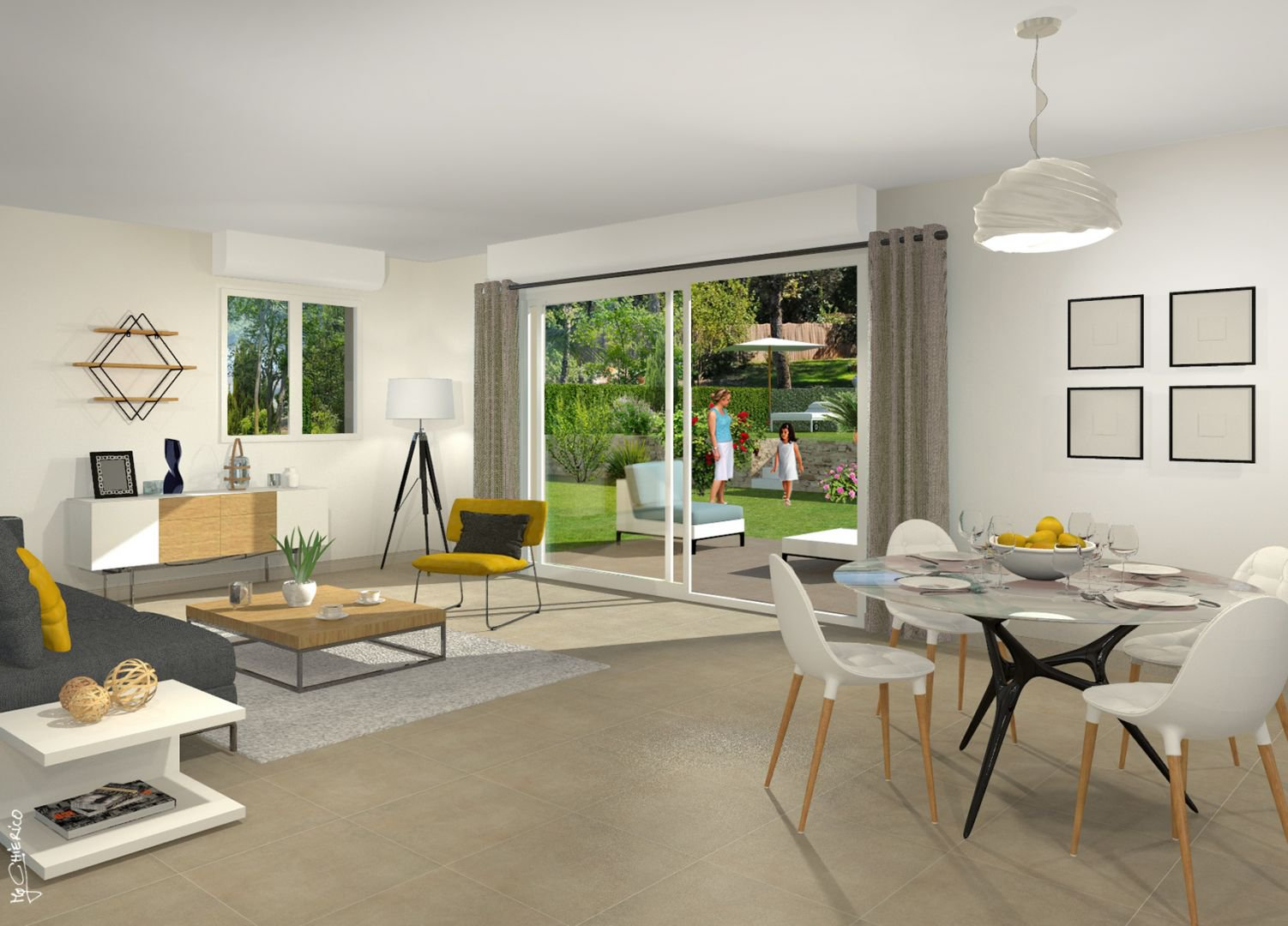 Development Apartment - Valbonne